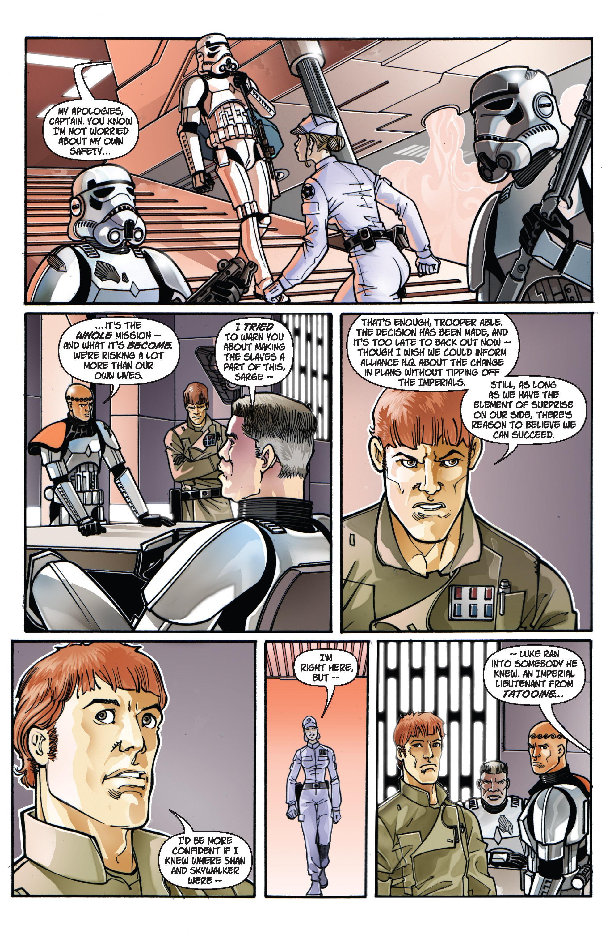 Read online Star Wars Omnibus comic -  Issue # Vol. 22 - 272