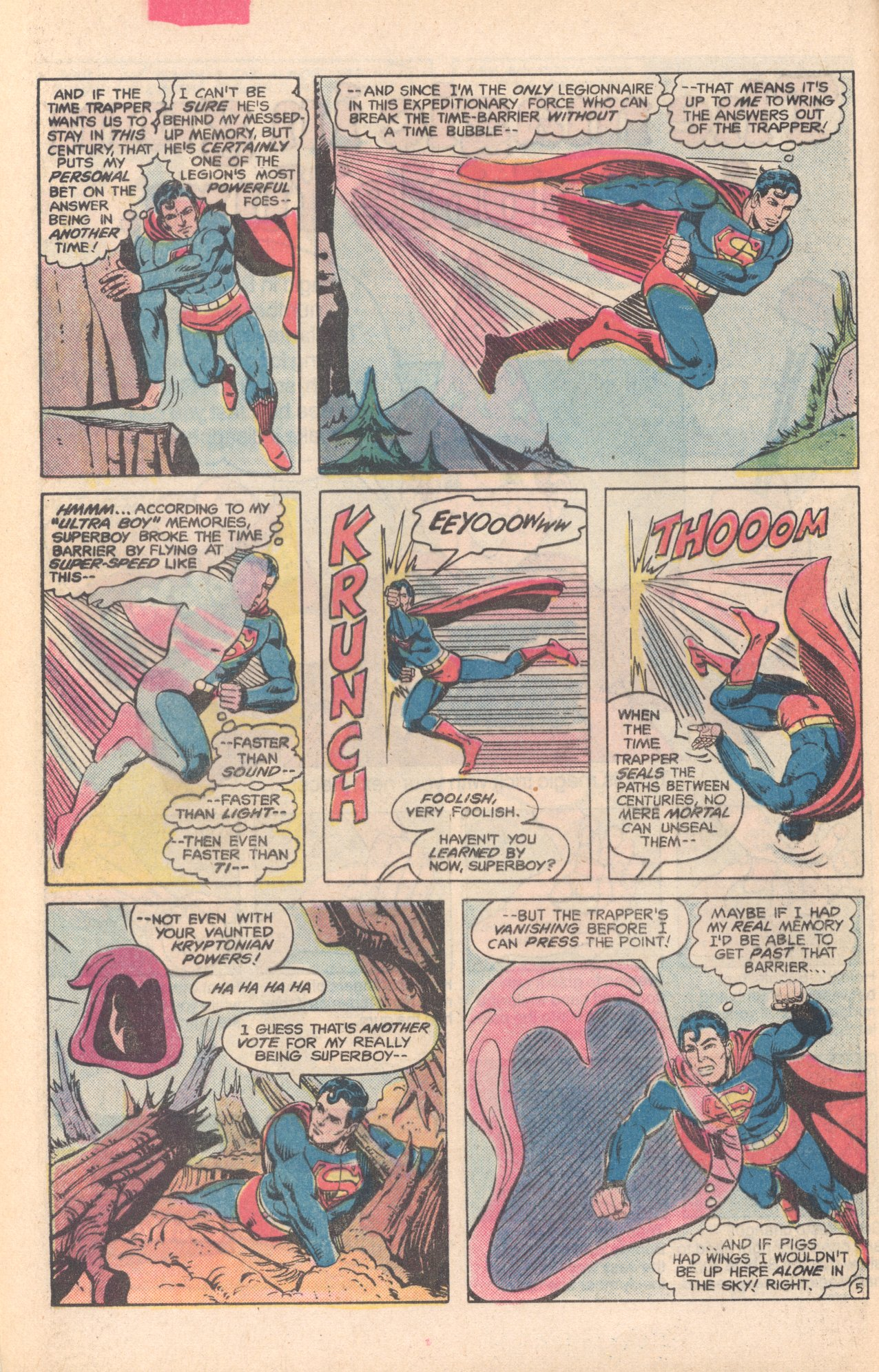 Legion of Super-Heroes (1980) 281 Page 5