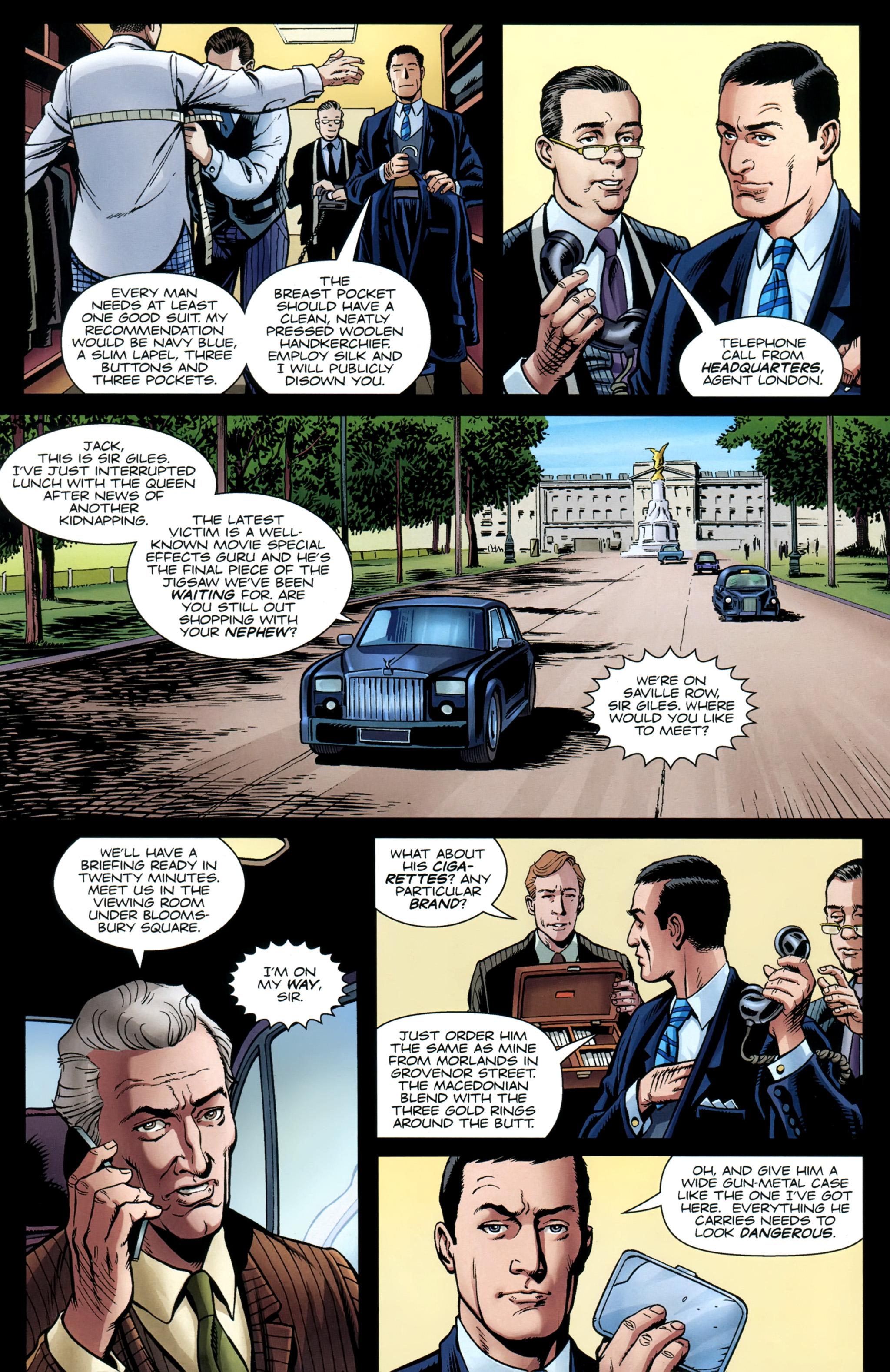 Read online Secret Service comic -  Issue #4 - 19