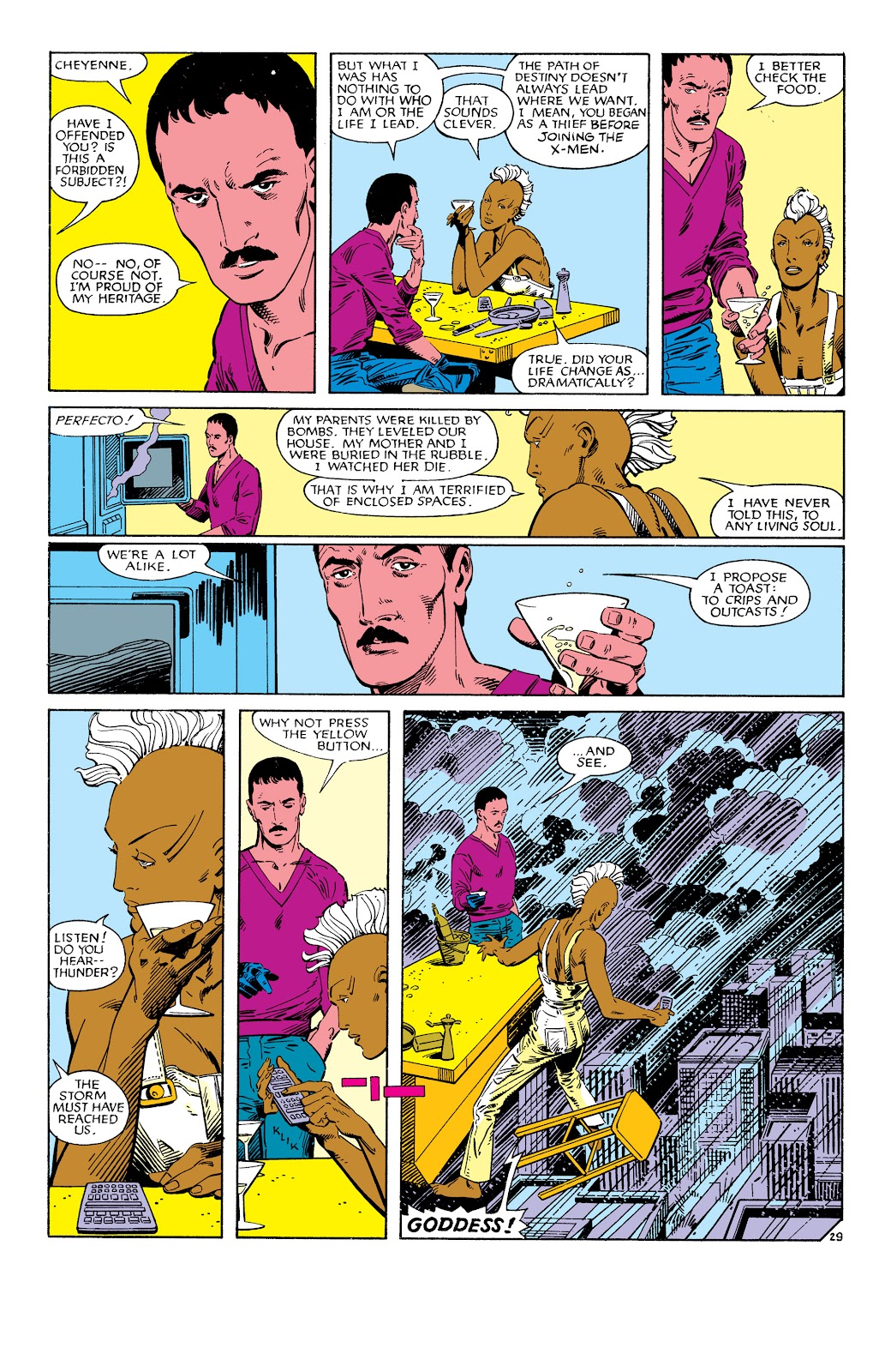 Uncanny X-Men (1963) issue 186 - Page 30