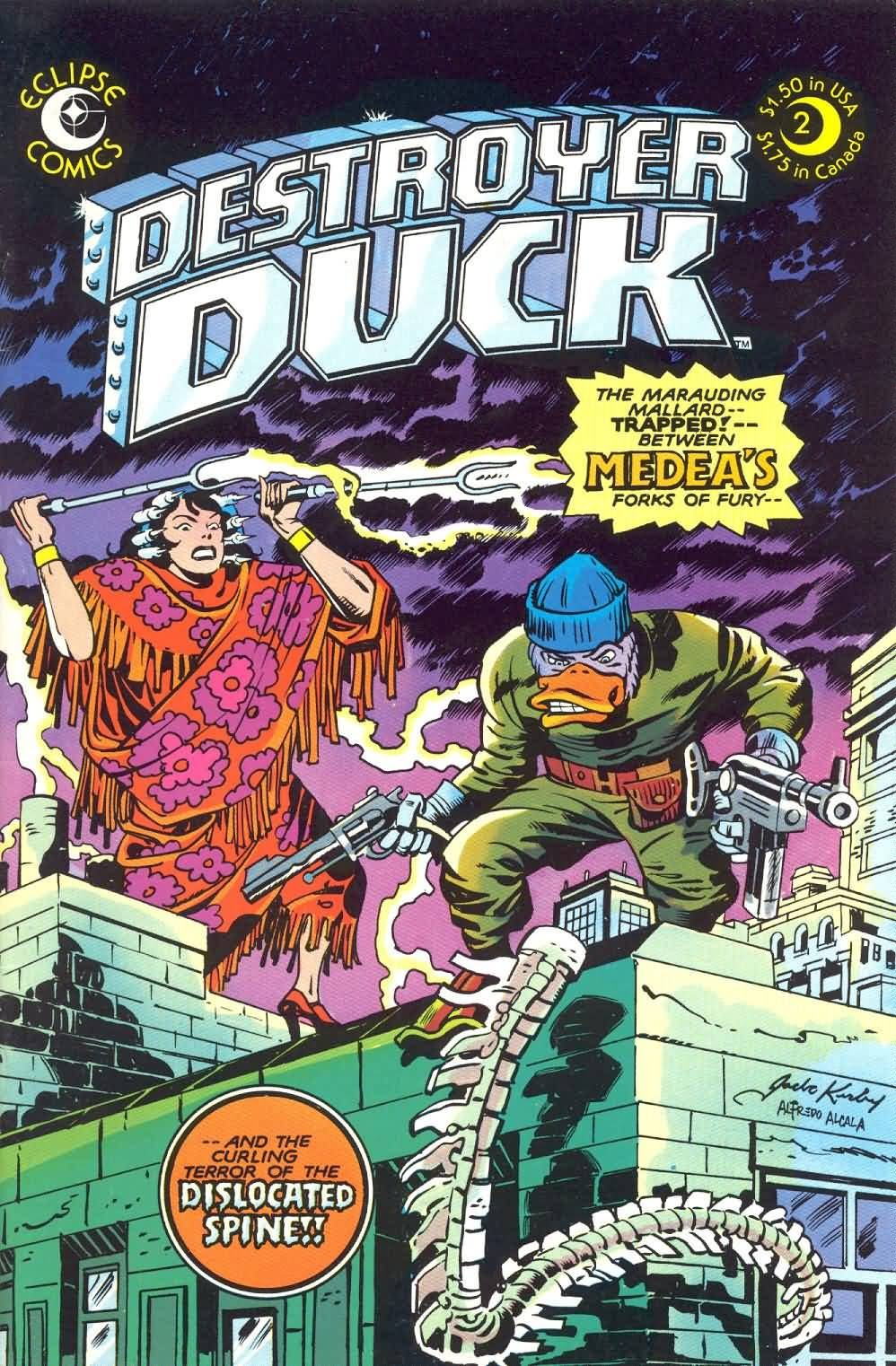 Destroyer Duck 2 Page 1