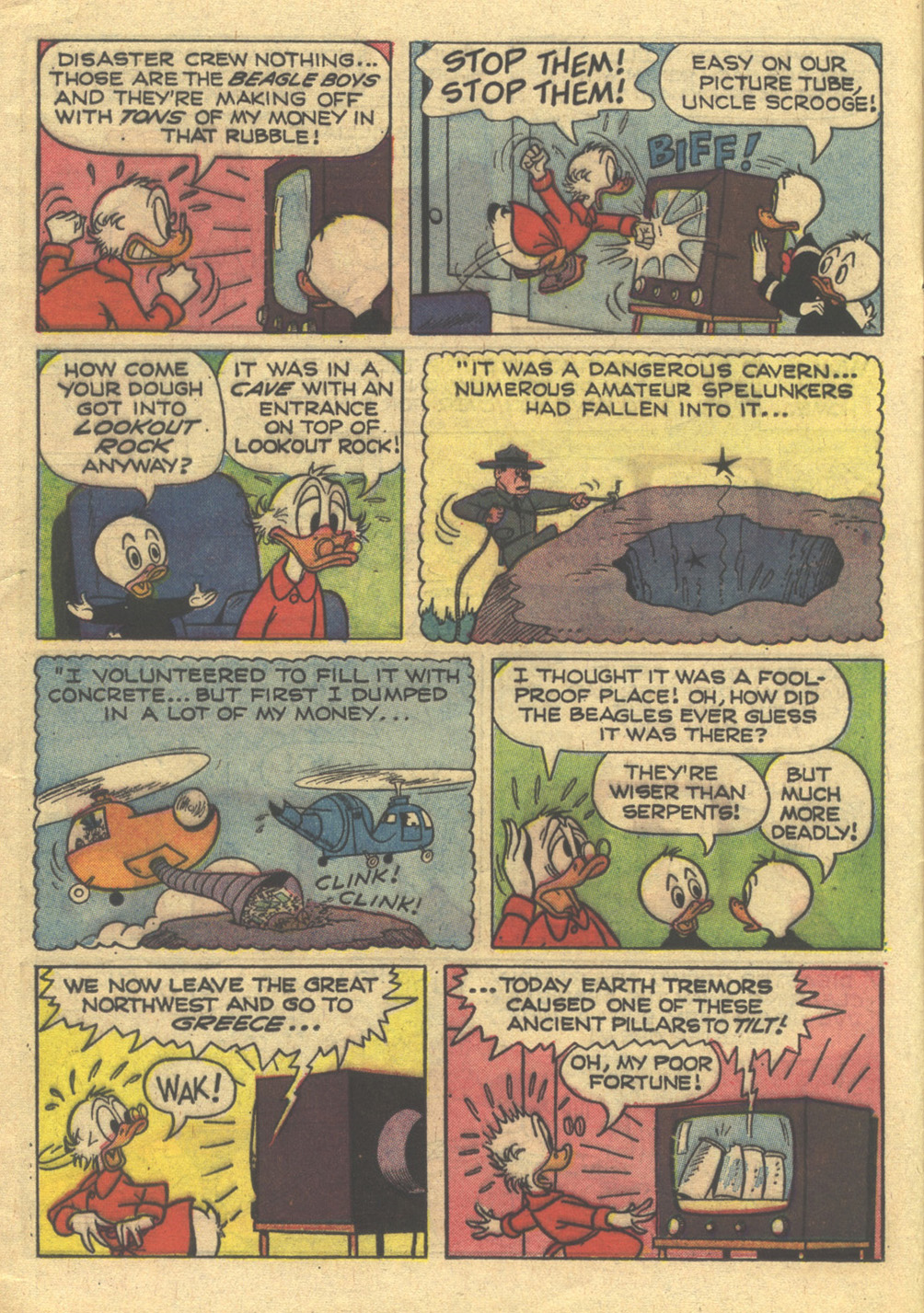 Read online Uncle Scrooge (1953) comic -  Issue #76 - 12