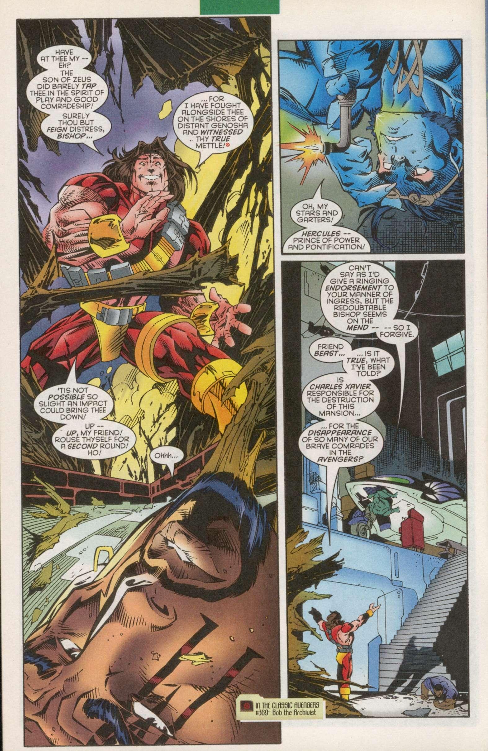 X-Men (1991) 59 Page 5