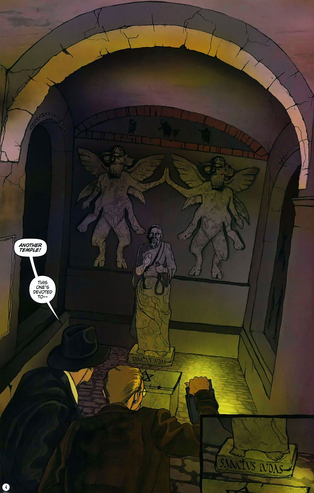 Read online Rex Mundi comic -  Issue #15 - 8