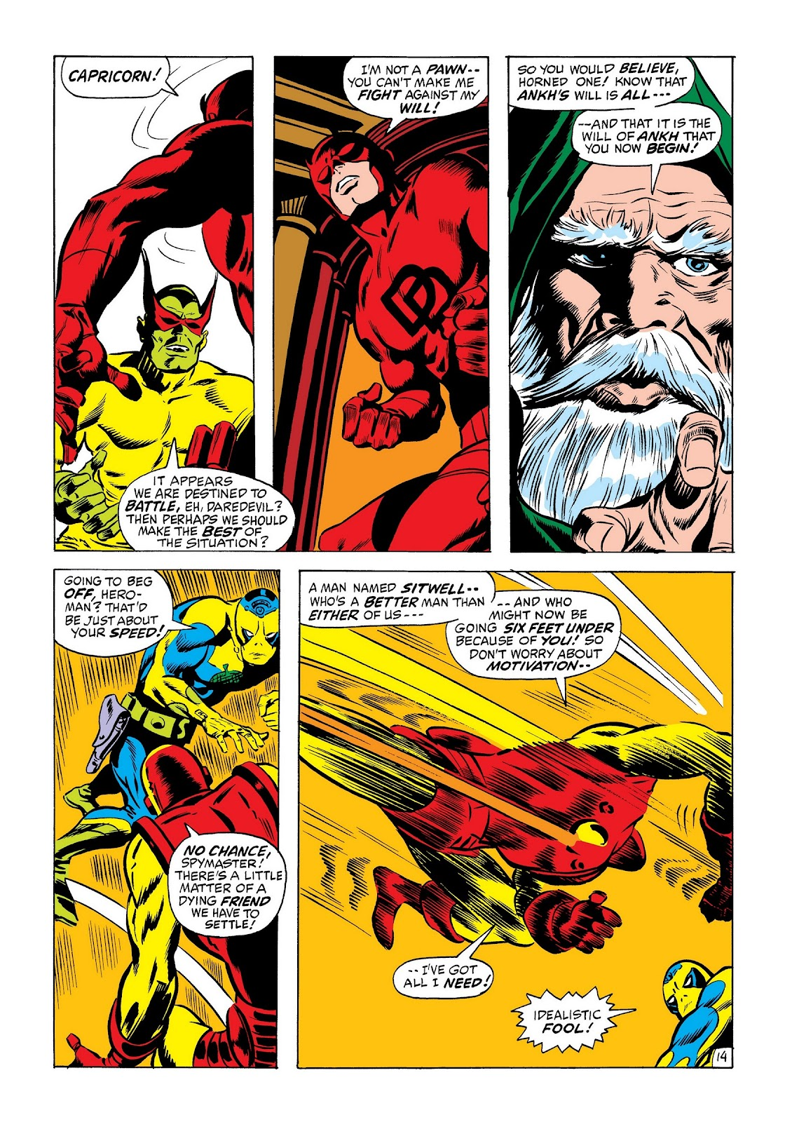 Read online Marvel Masterworks: The Invincible Iron Man comic -  Issue # TPB 7 (Part 3) - 22