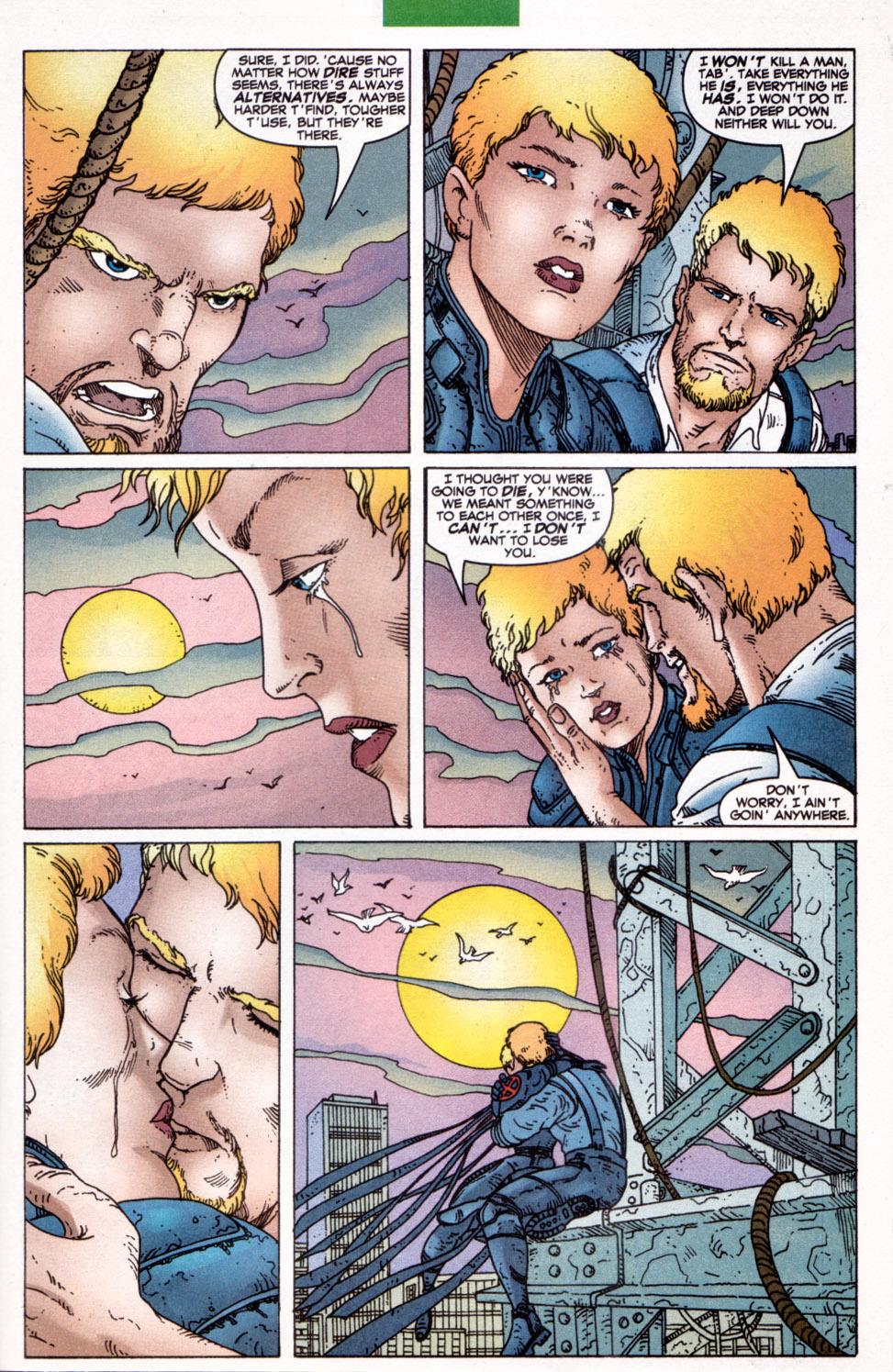 Read online X-Force (1991) comic -  Issue #110 - 13