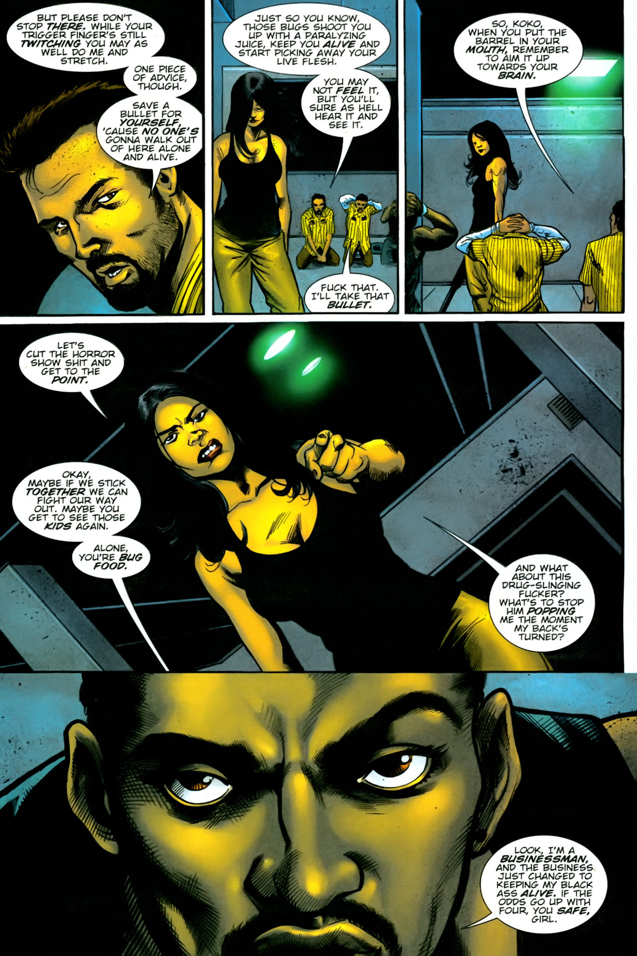 Read online The Exterminators comic -  Issue #23 - 4