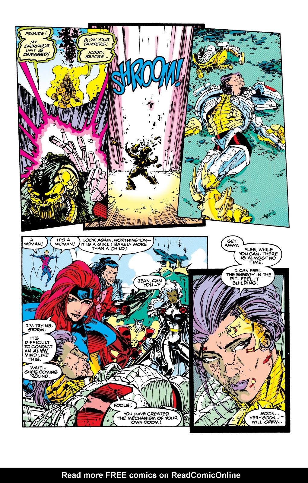 Uncanny X-Men (1963) issue 284 - Page 16