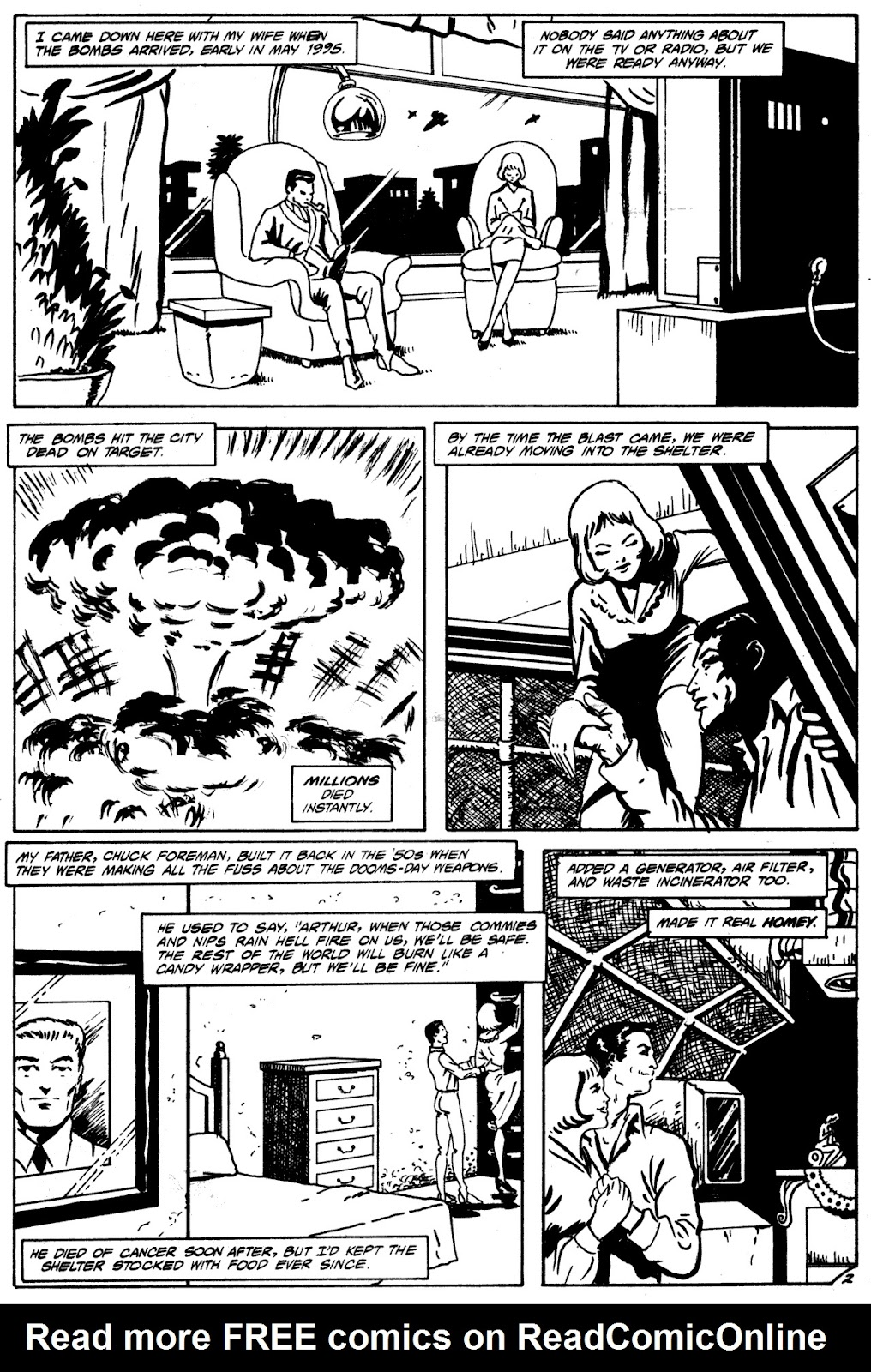 Shattered Earth issue 2 - Page 21