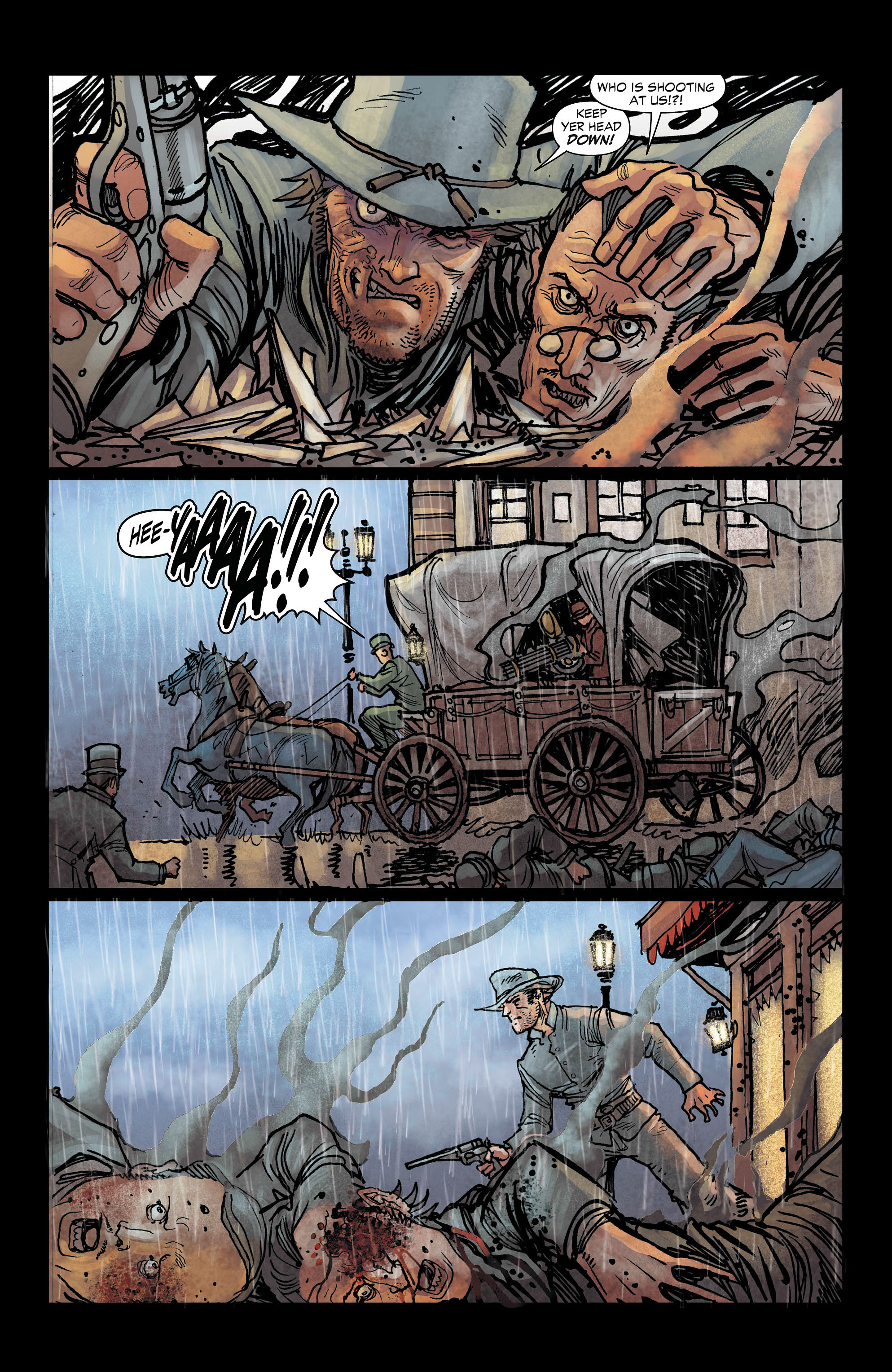 Read online All-Star Western (2011) comic -  Issue #3 - 9