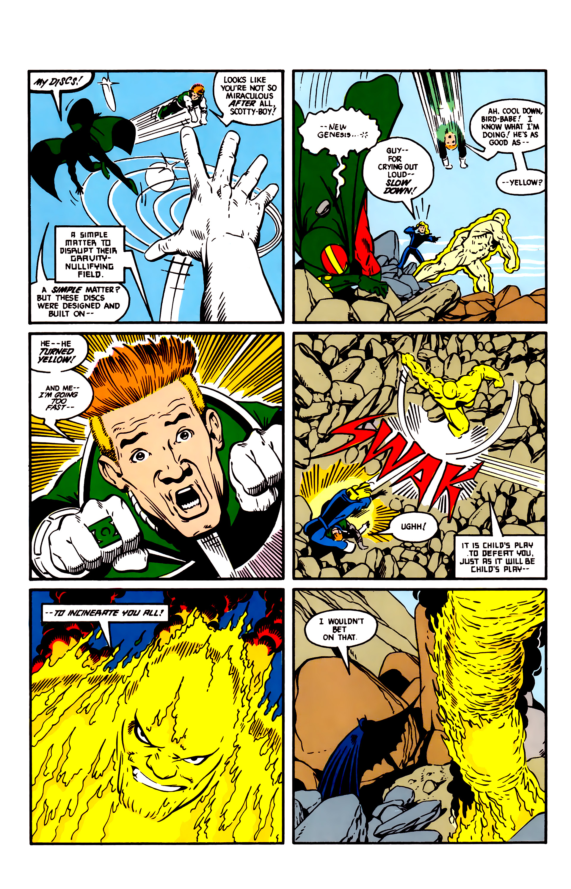 Read online Justice League (1987) comic -  Issue #4 - 20