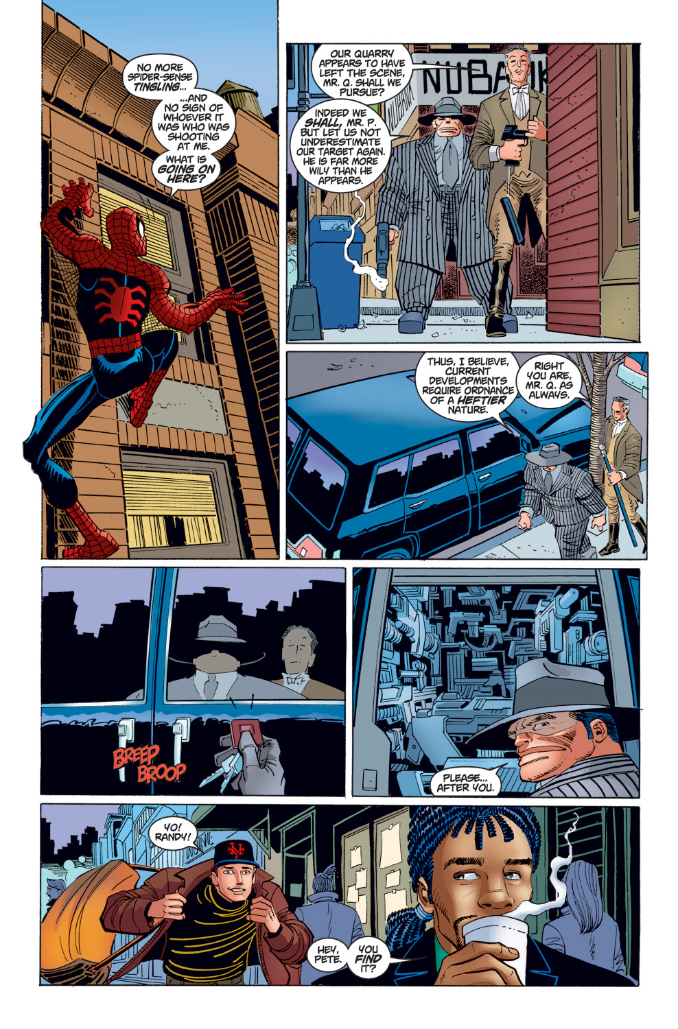 The Amazing Spider-Man (1999) 27 Page 6