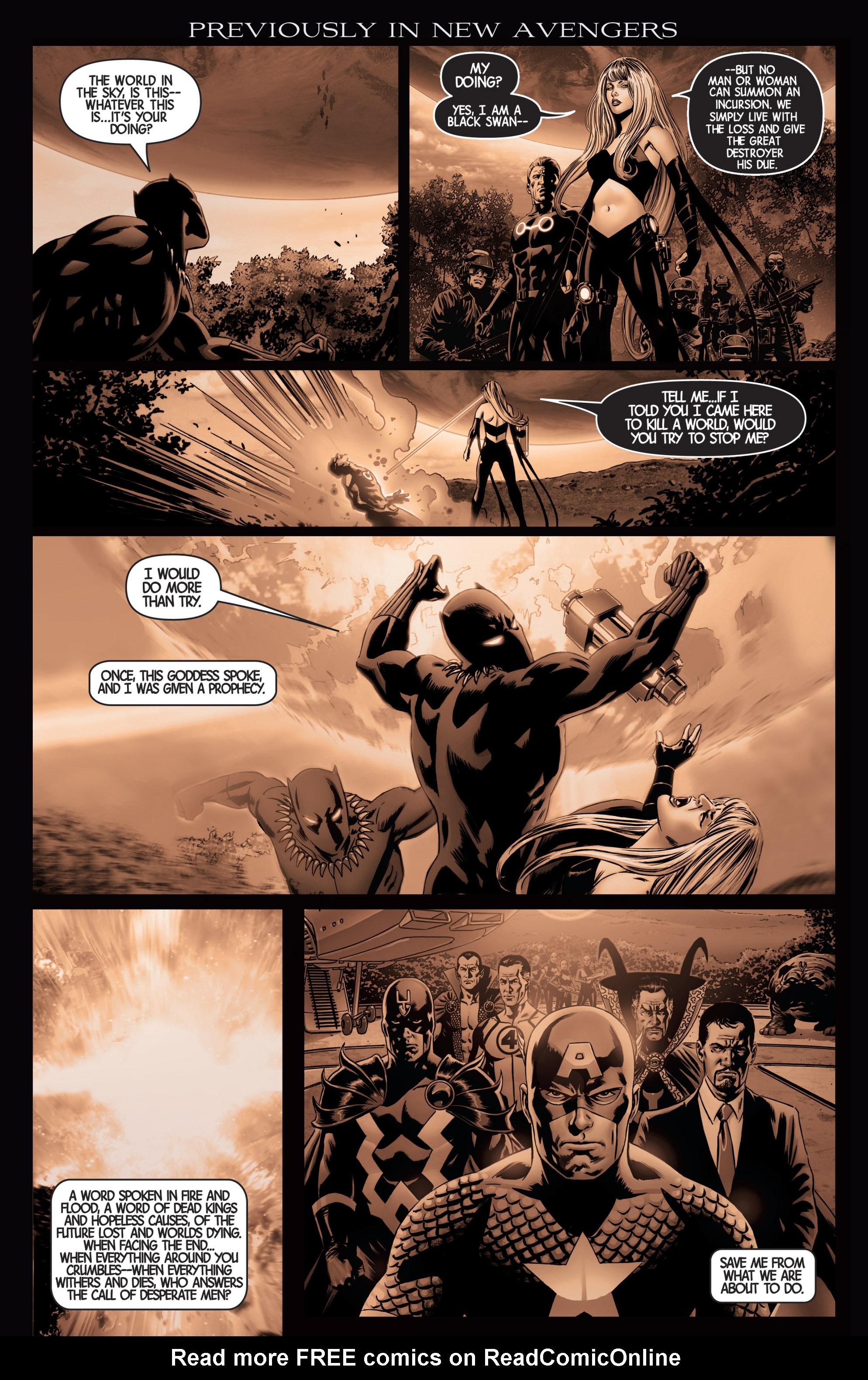 Read online Secret Wars Prelude comic -  Issue # Full - 195