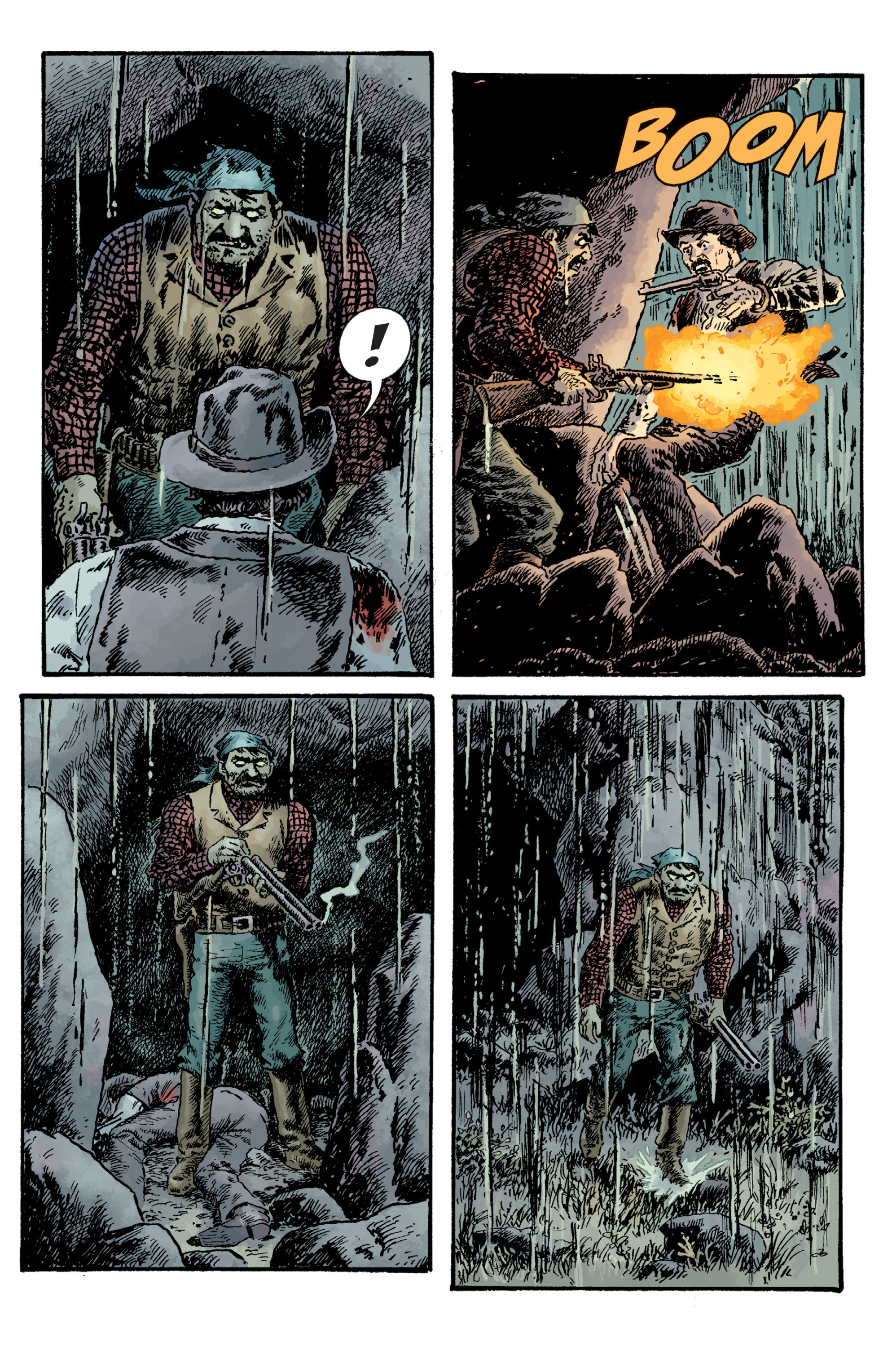 Read online Sir Edward Grey, Witchfinder: Lost and Gone Forever comic -  Issue # TPB - 104