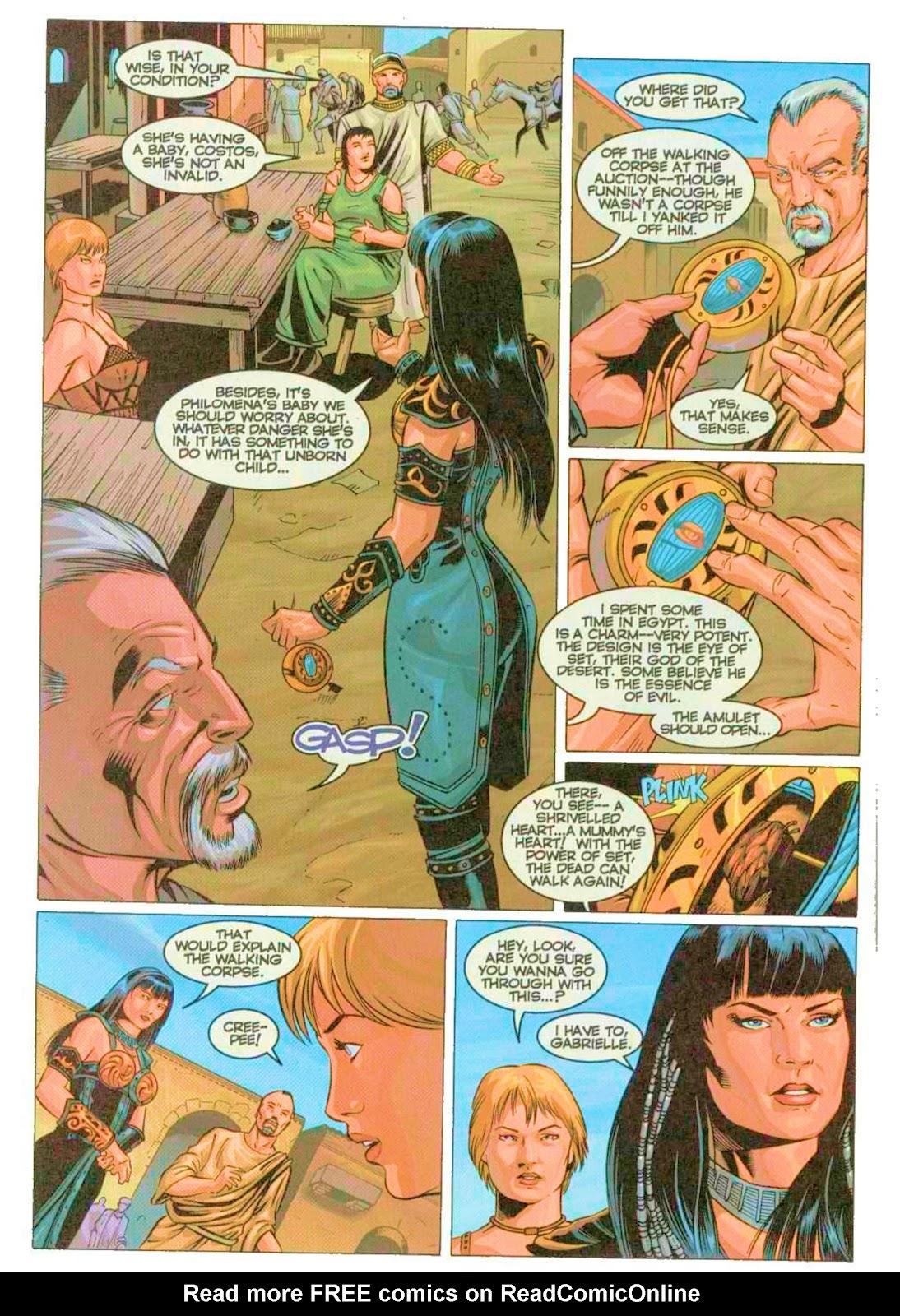 Xena: Warrior Princess (1999) Issue #5 #5 - English 10