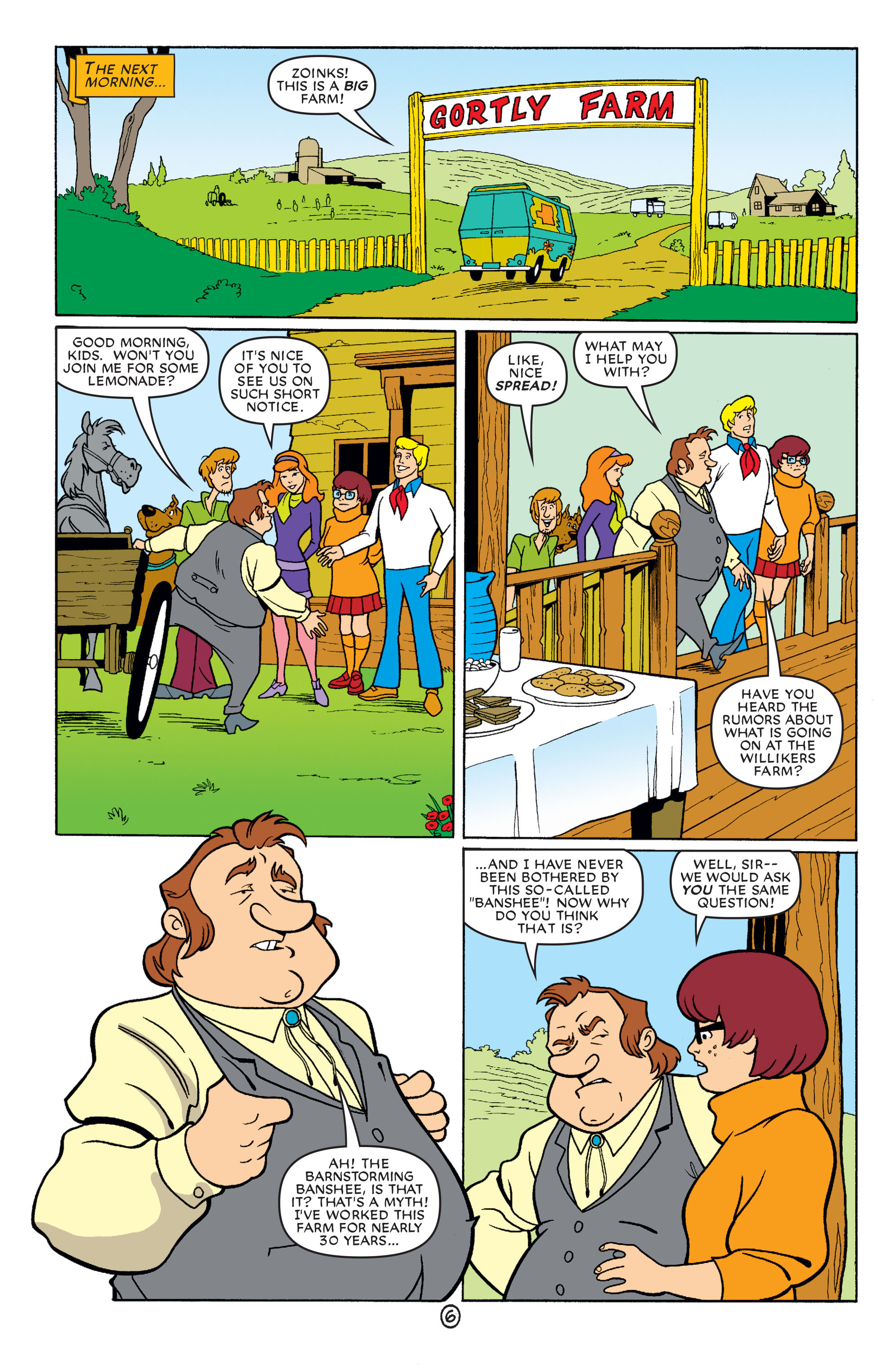 Read online Scooby-Doo (1997) comic -  Issue #63 - 7
