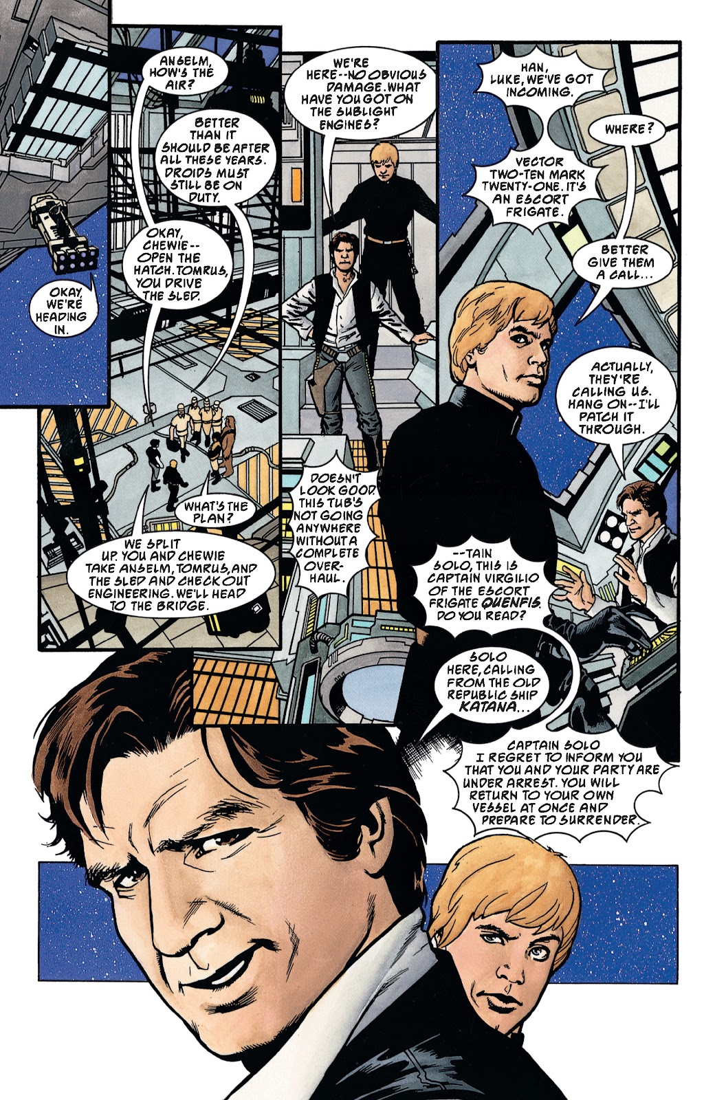 Read online Star Wars Legends: The New Republic - Epic Collection comic -  Issue # TPB 4 (Part 3) - 82