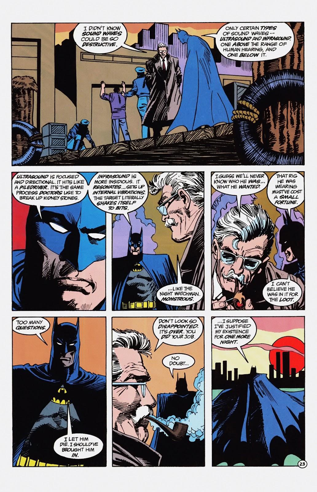 Read online Detective Comics (1937) comic -  Issue # _TPB Batman - Blind Justice (Part 1) - 28