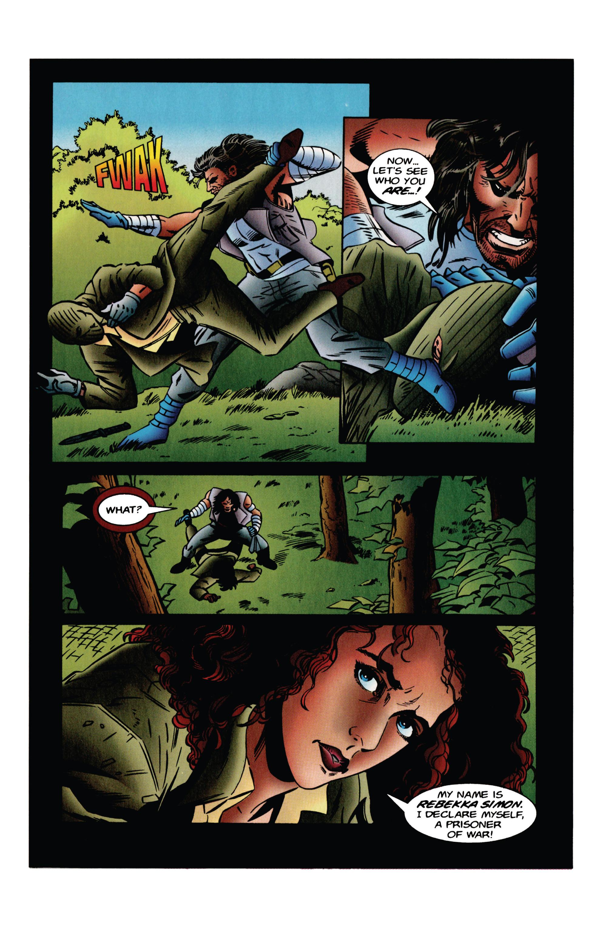 Read online Eternal Warrior (1992) comic -  Issue #43 - 19