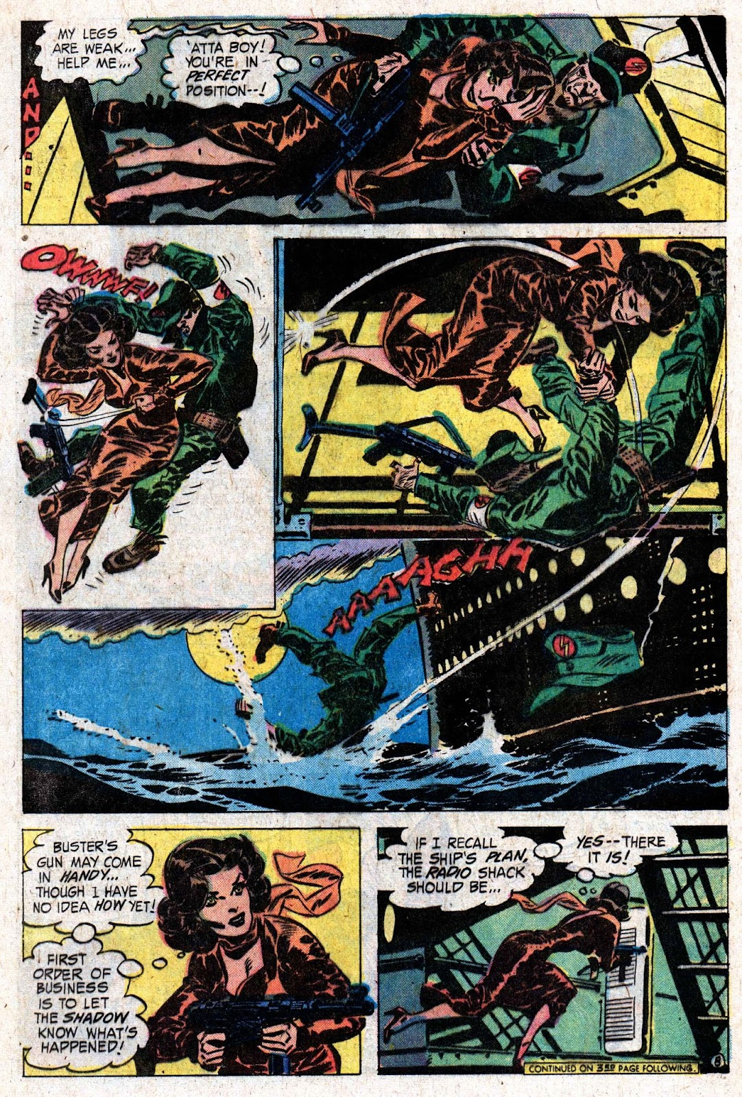 The Shadow (1973) issue 5 - Page 12