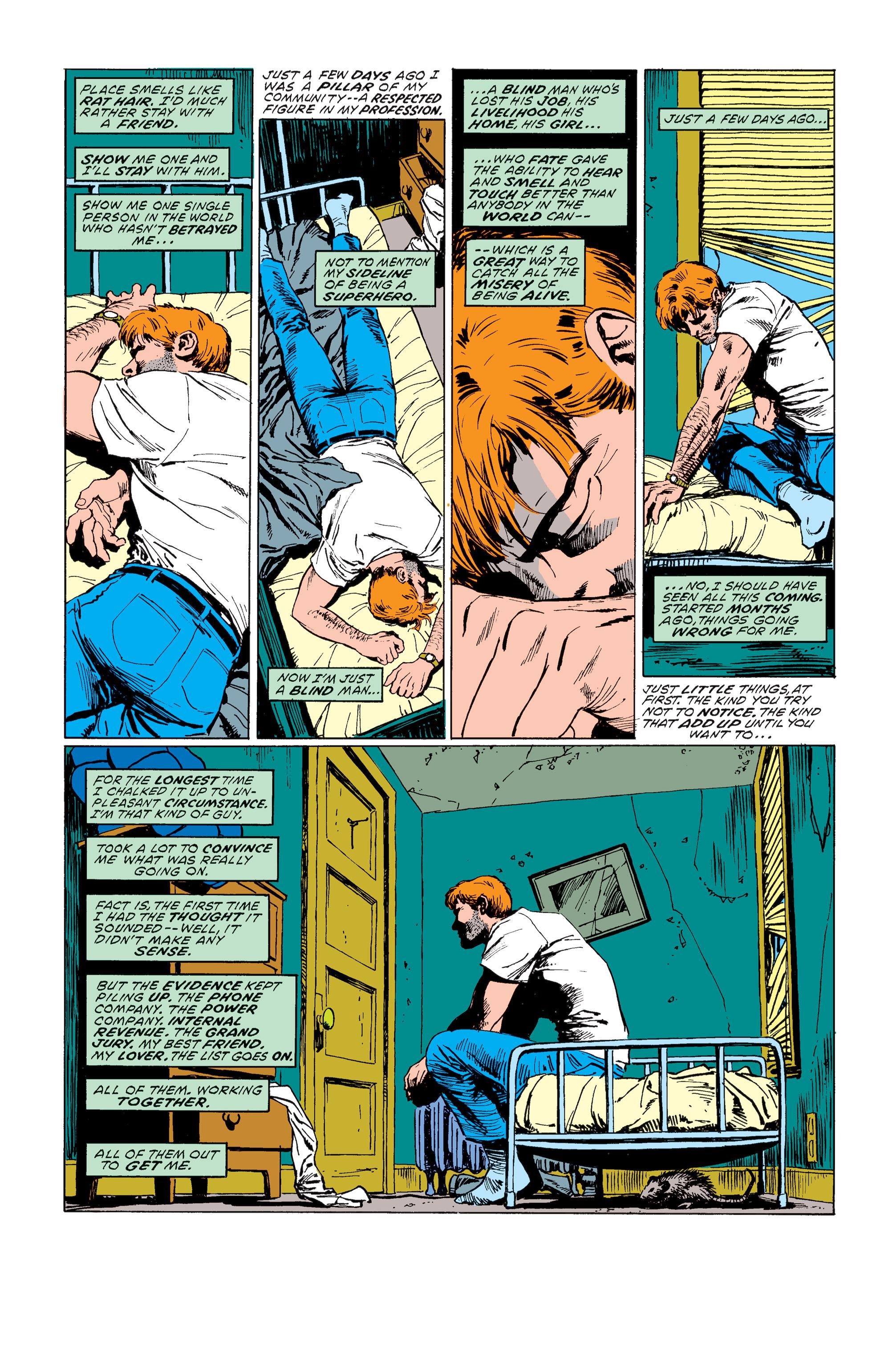 Read online Daredevil: Born Again comic -  Issue # Full - 56