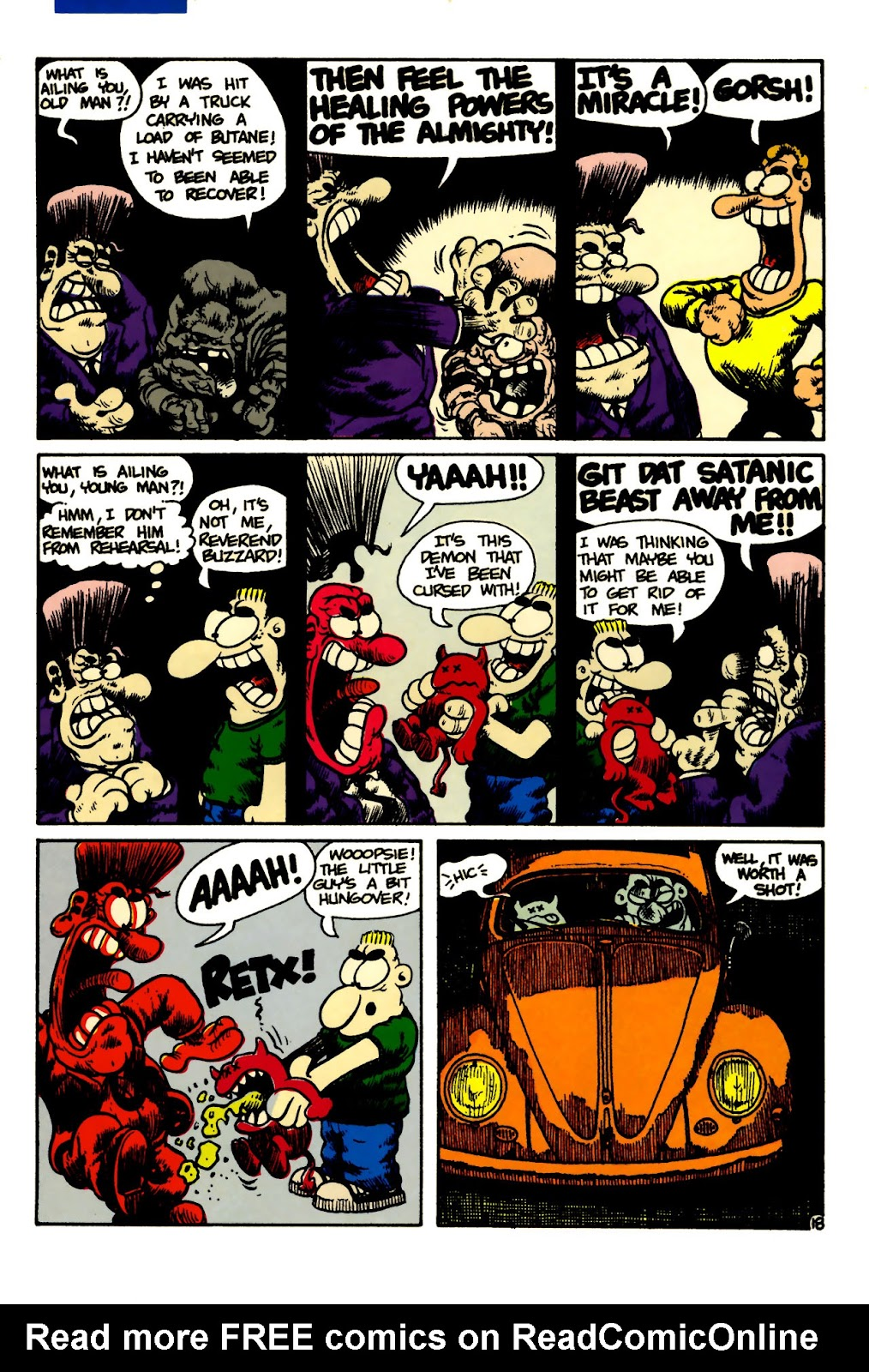 Ralph Snart Adventures (1988) issue 5 - Page 21