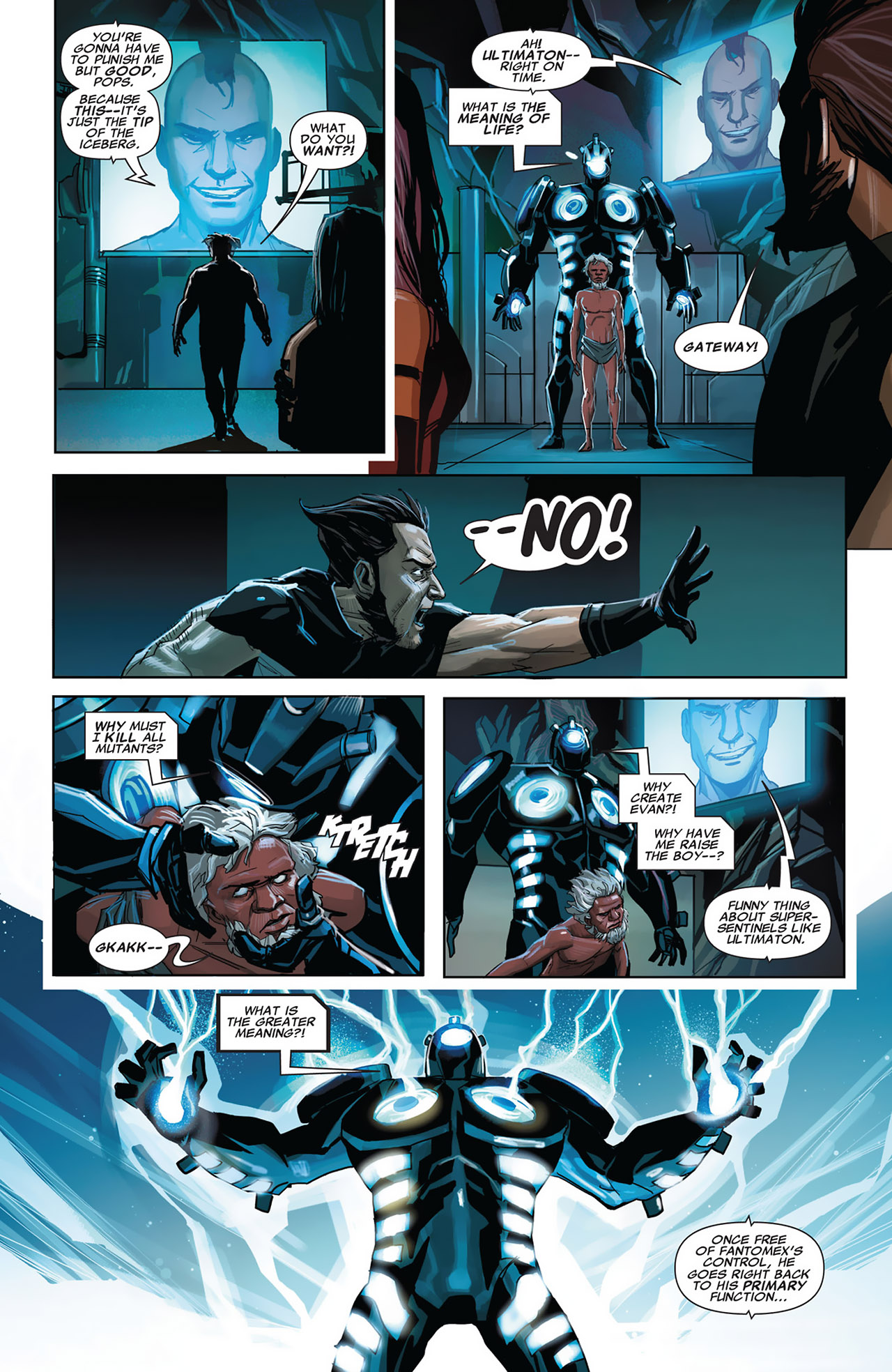 Read online Uncanny X-Force (2010) comic -  Issue #27 - 20