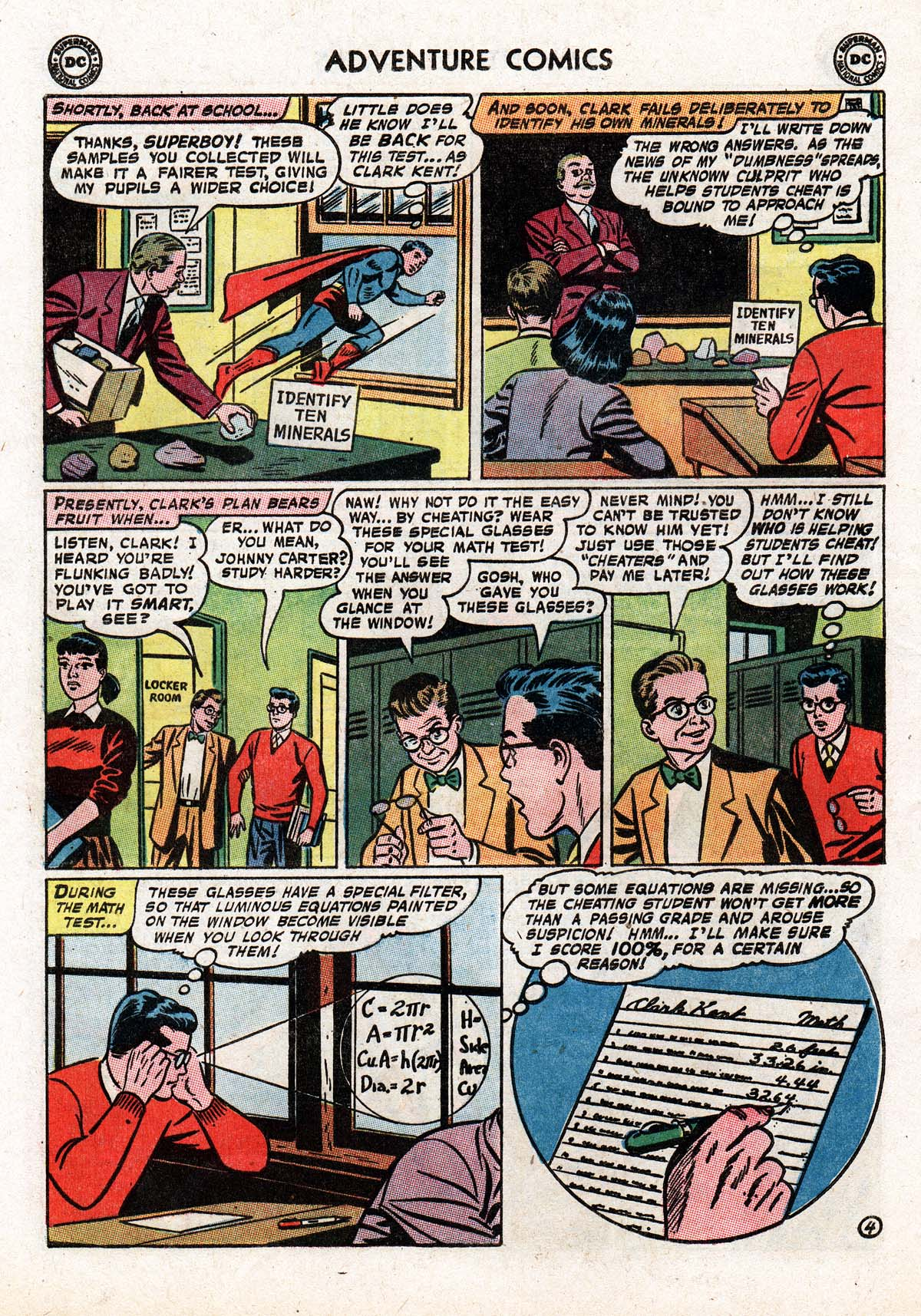 Read online Adventure Comics (1938) comic -  Issue #322 - 28