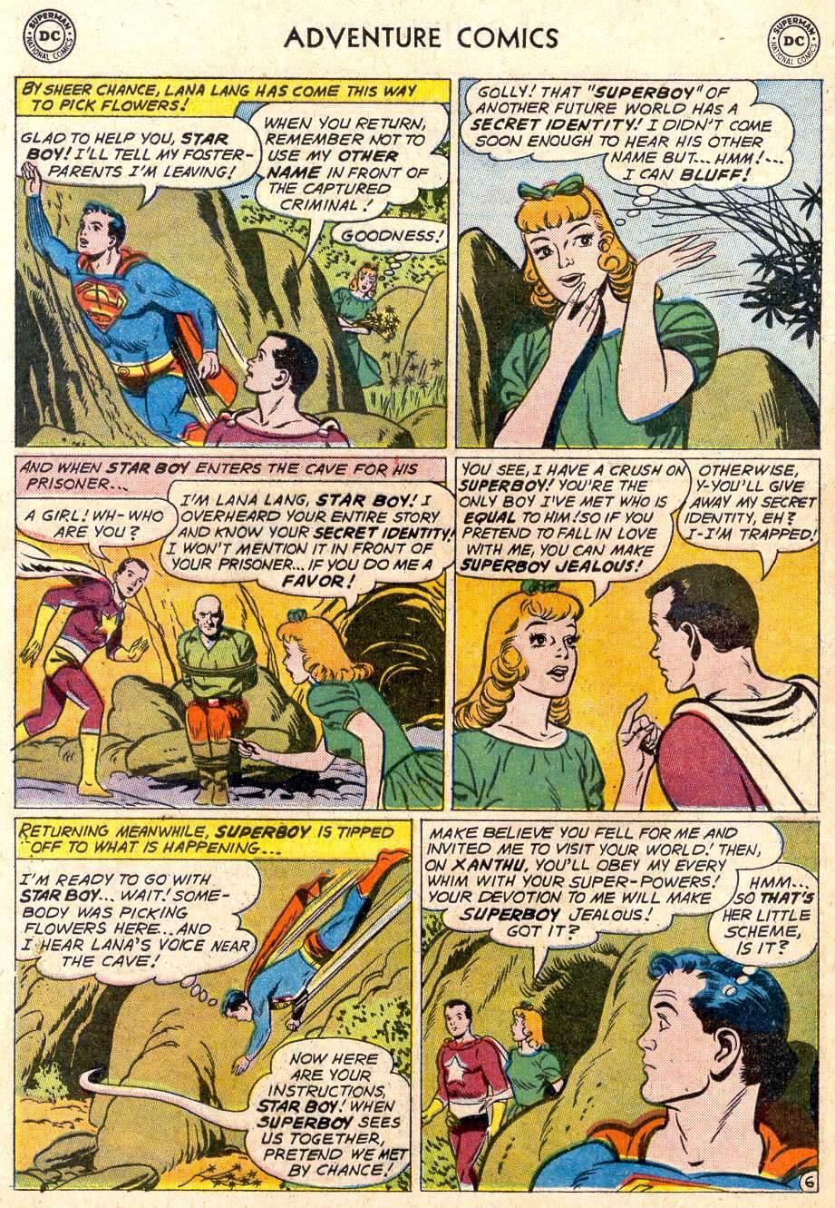 Read online Adventure Comics (1938) comic -  Issue #282 - 8