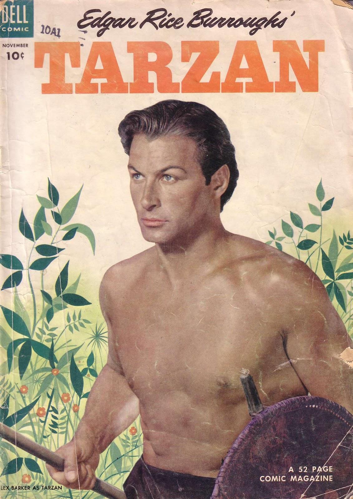 Tarzan (1948) issue 50 - Page 1