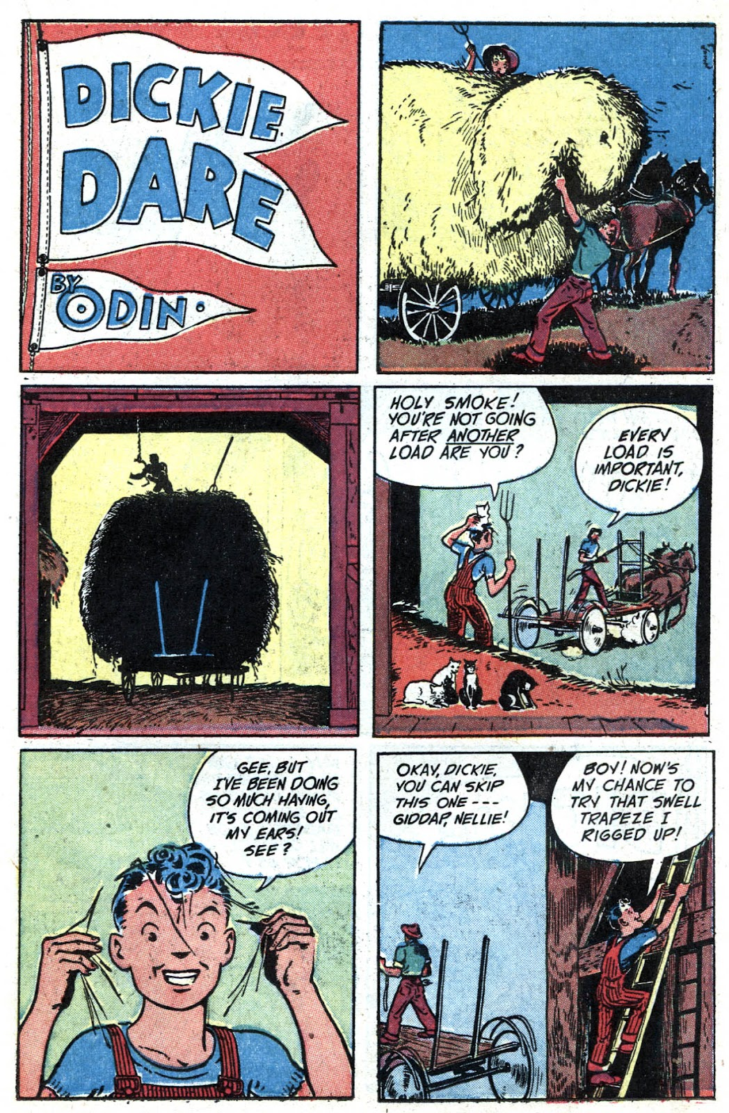 Read online Famous Funnies comic -  Issue #164 - 29