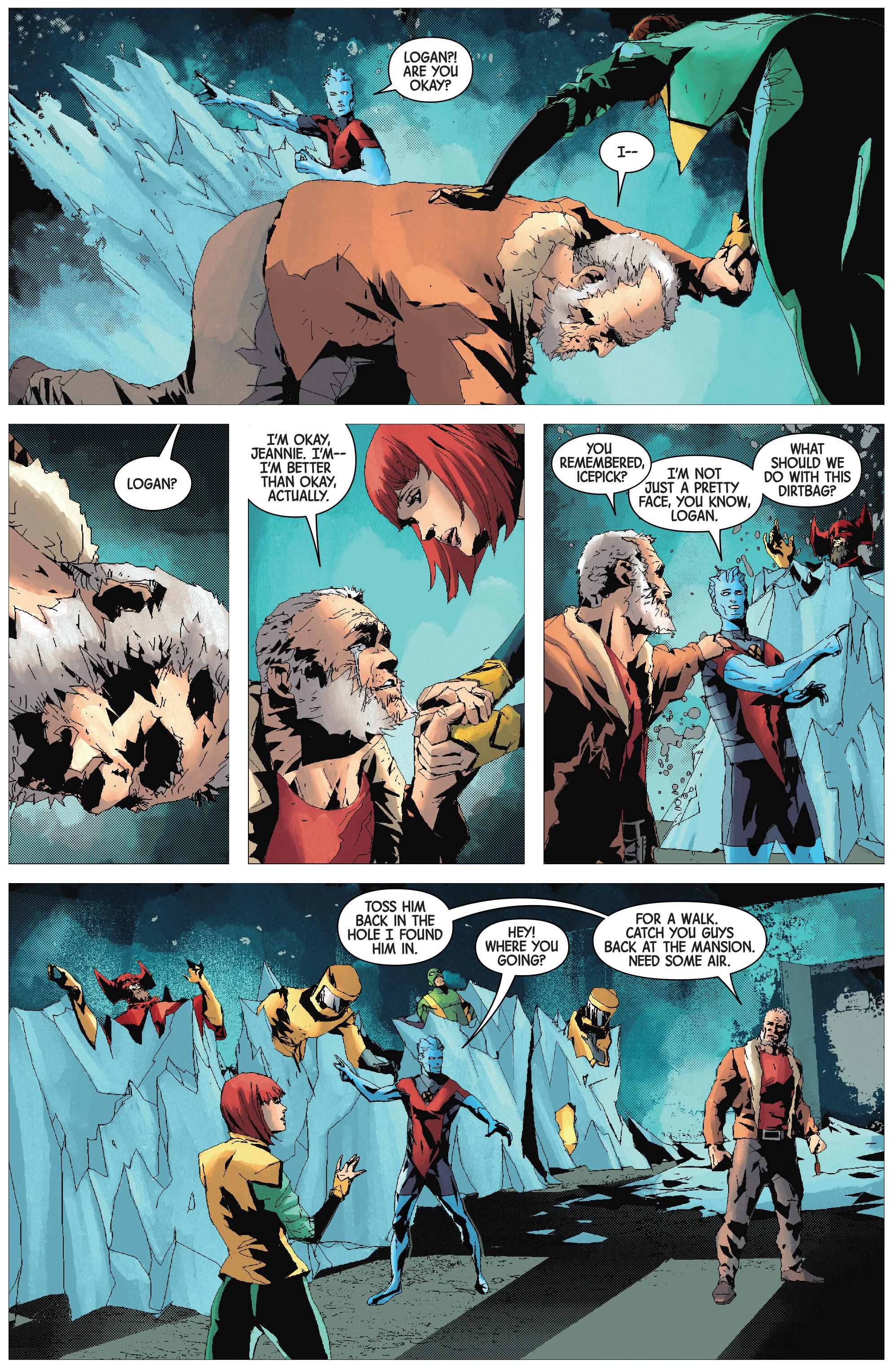 Read online Old Man Logan (2016) comic -  Issue #24 - 19
