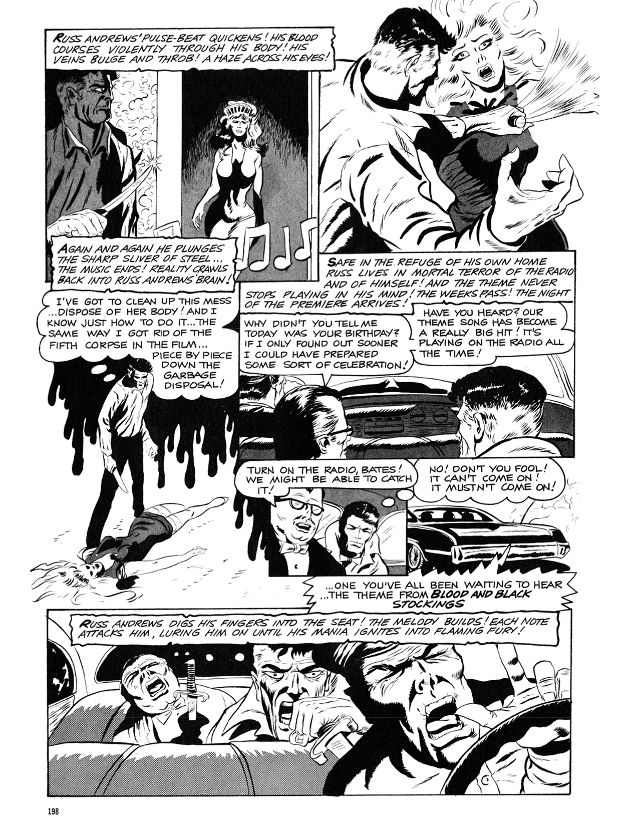 Read online Eerie Archives comic -  Issue # TPB 5 - 199