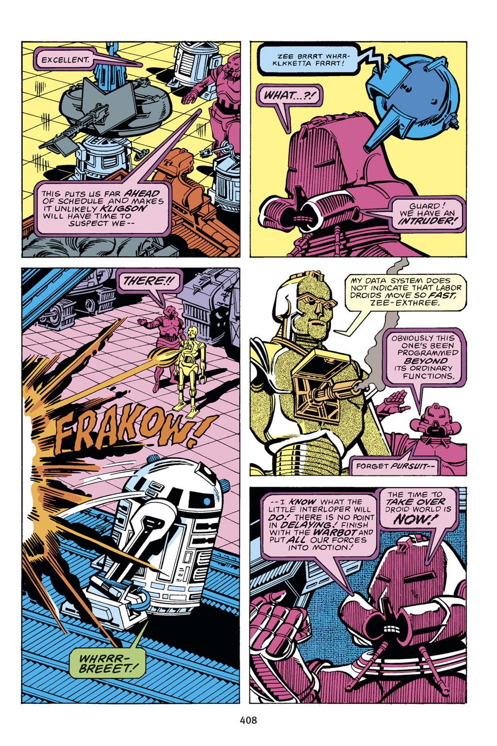 Read online Star Wars Omnibus comic -  Issue # Vol. 14 - 403