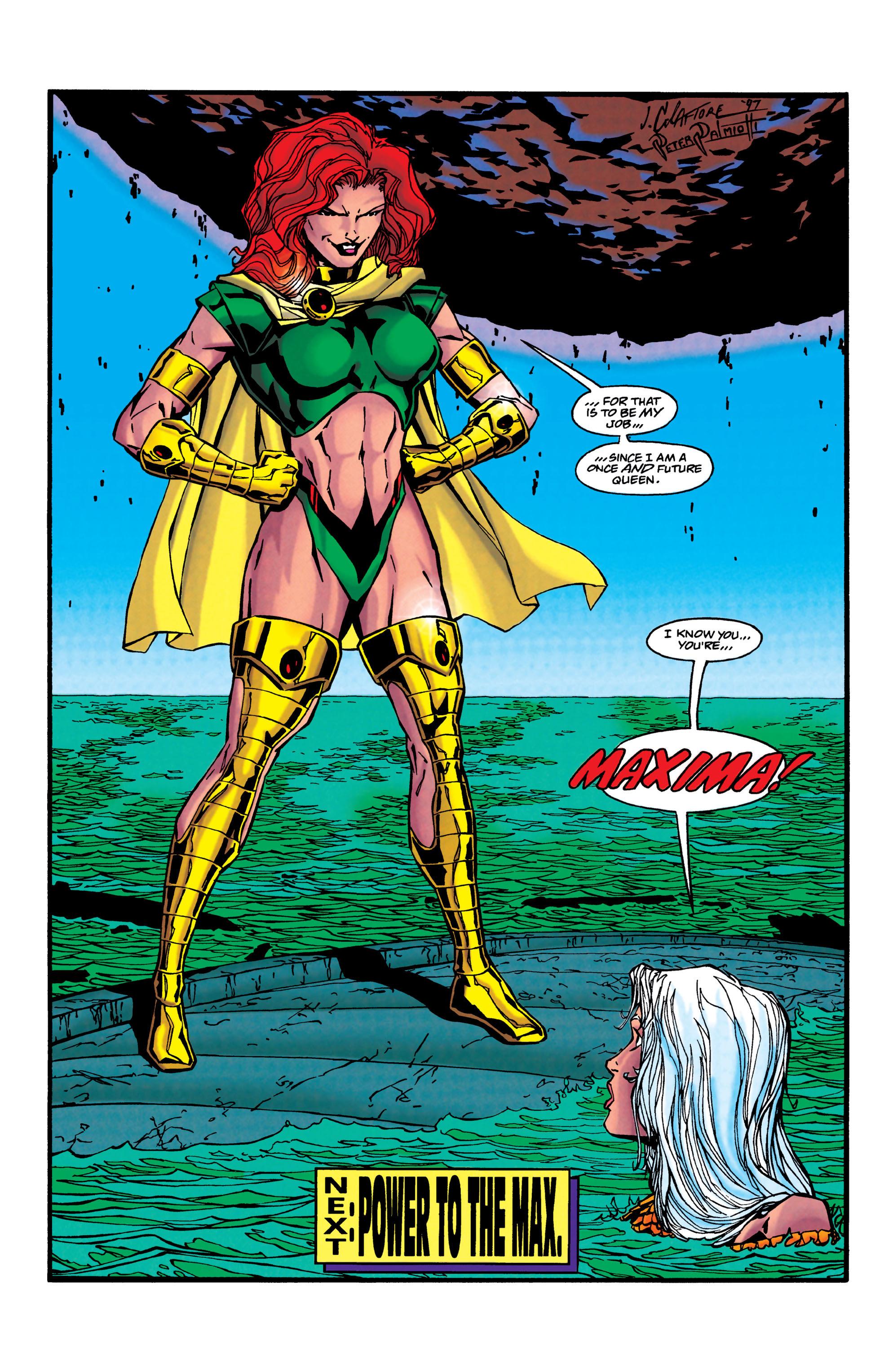 Read online Aquaman (1994) comic -  Issue #40 - 23