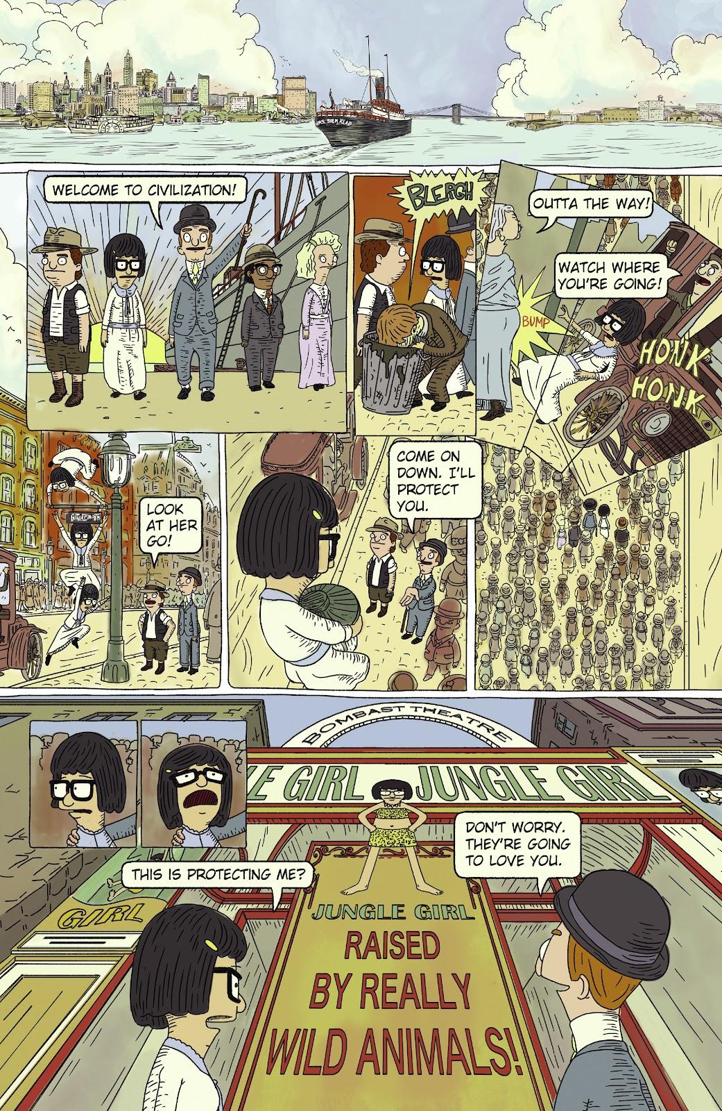 Bob's Burgers (2015) Issue #2 #2 - English 7