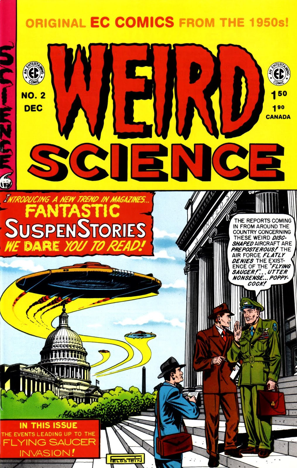 Weird Science issue 2 - Page 1