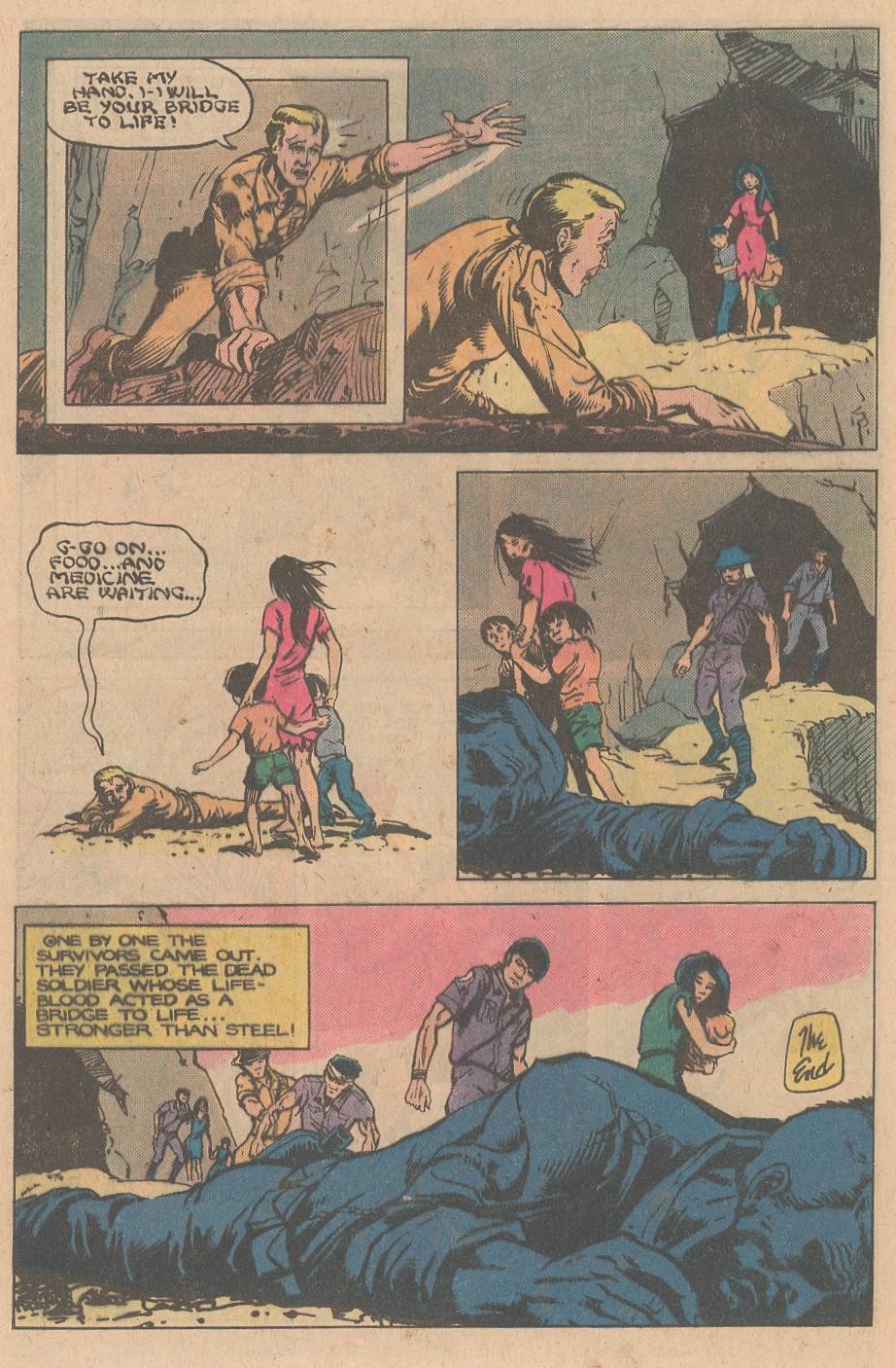 Read online Sgt. Rock comic -  Issue #345 - 22