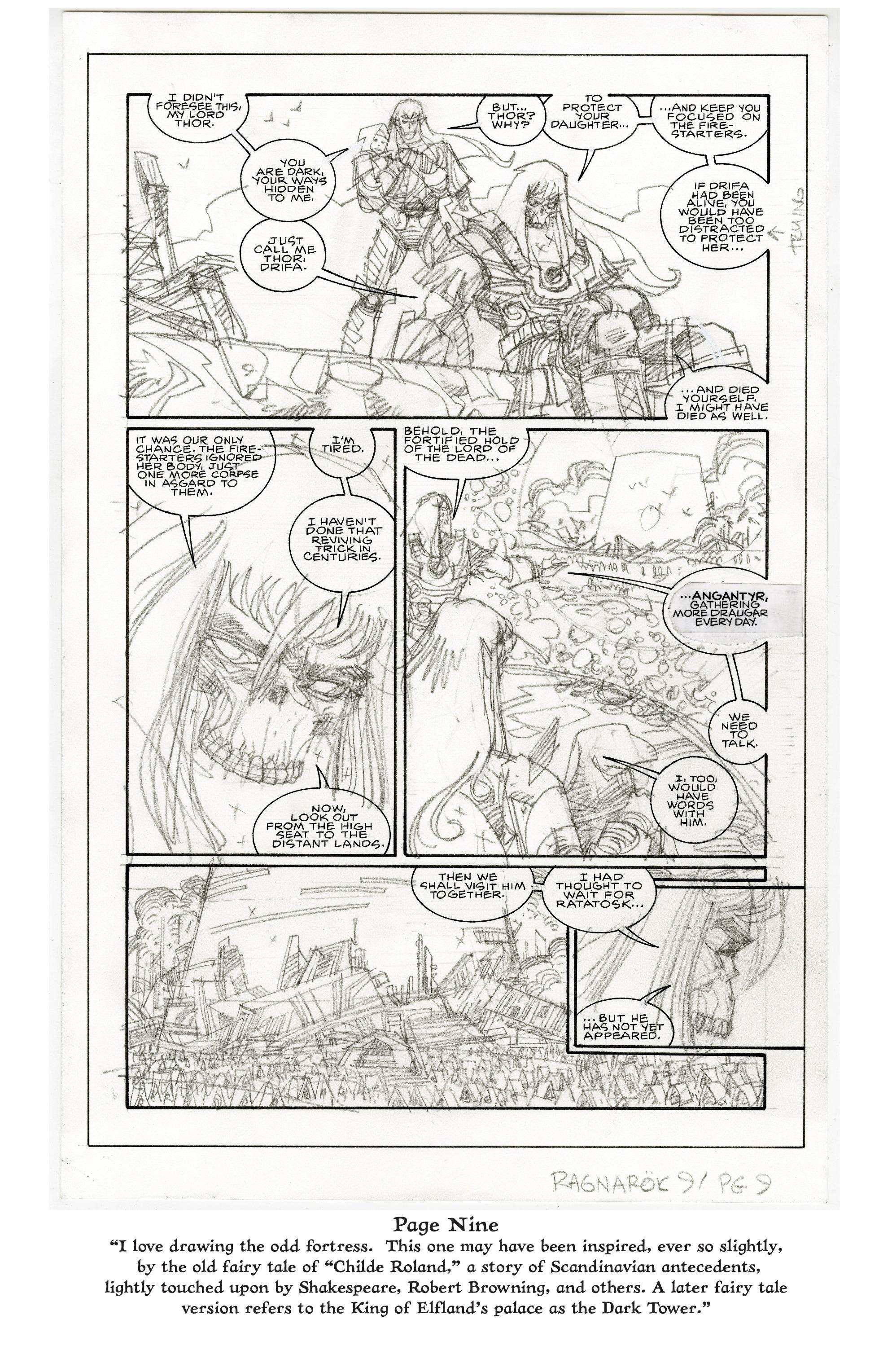 Read online Ragnarok comic -  Issue #9 - 29