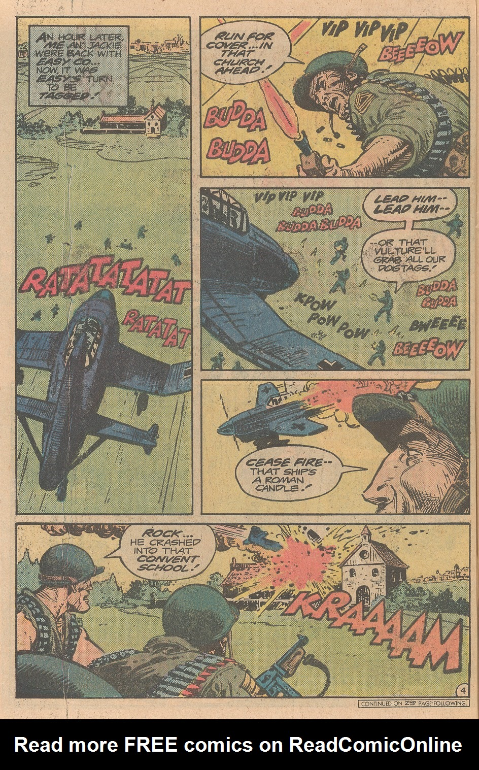 Read online Sgt. Rock comic -  Issue #357 - 5
