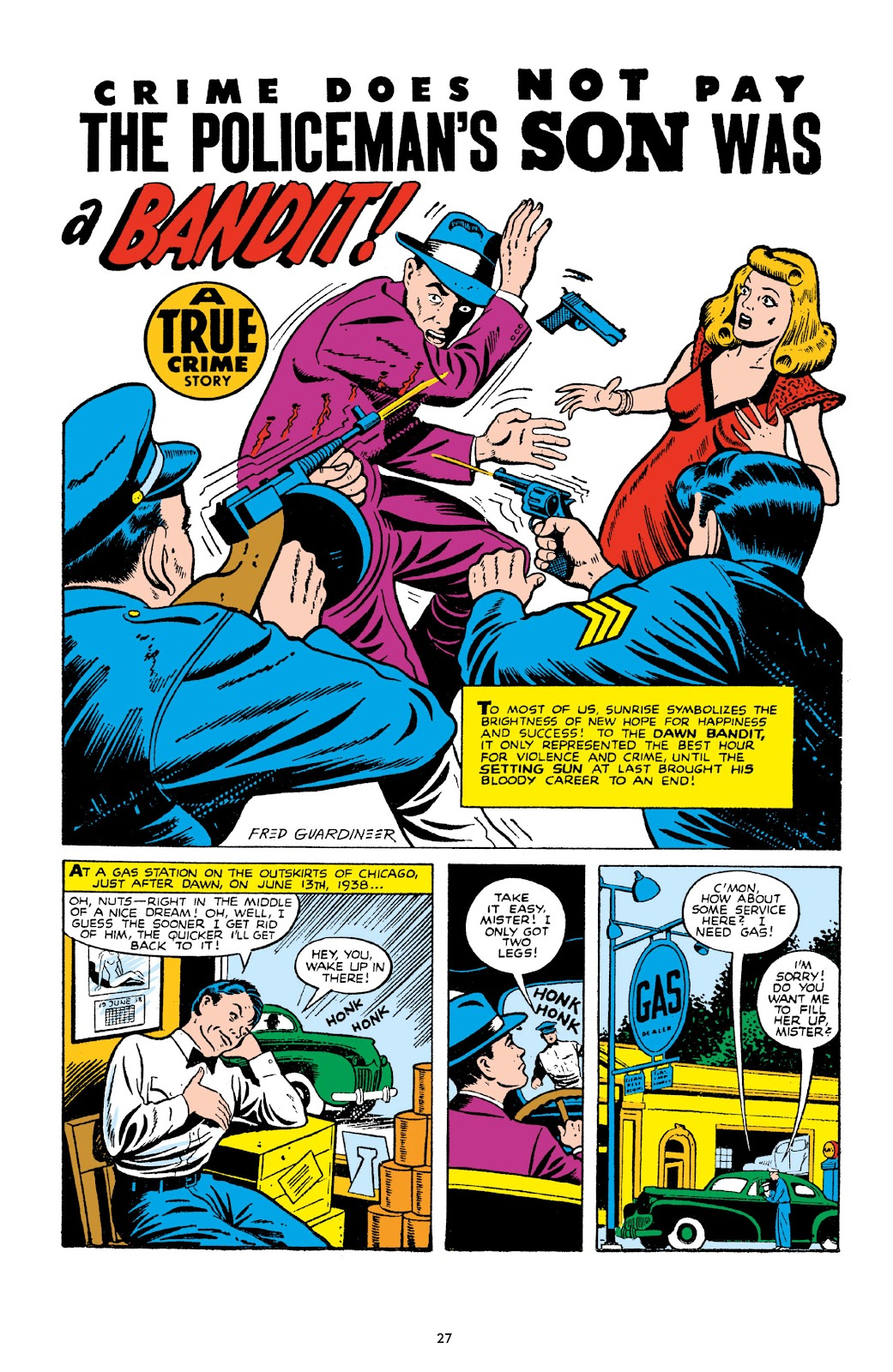 Read online Crime Does Not Pay Archives comic -  Issue # TPB 10 (Part 1) - 29
