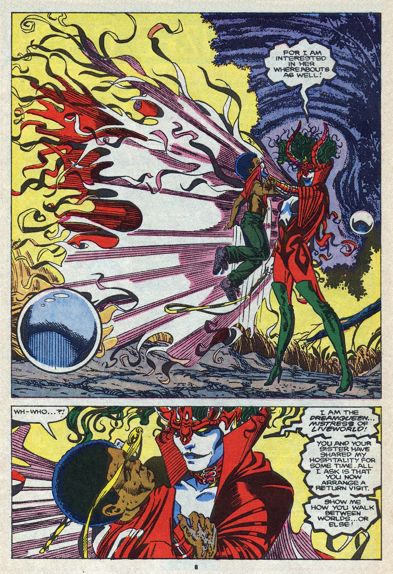 Read online Alpha Flight (1983) comic -  Issue #58 - 10