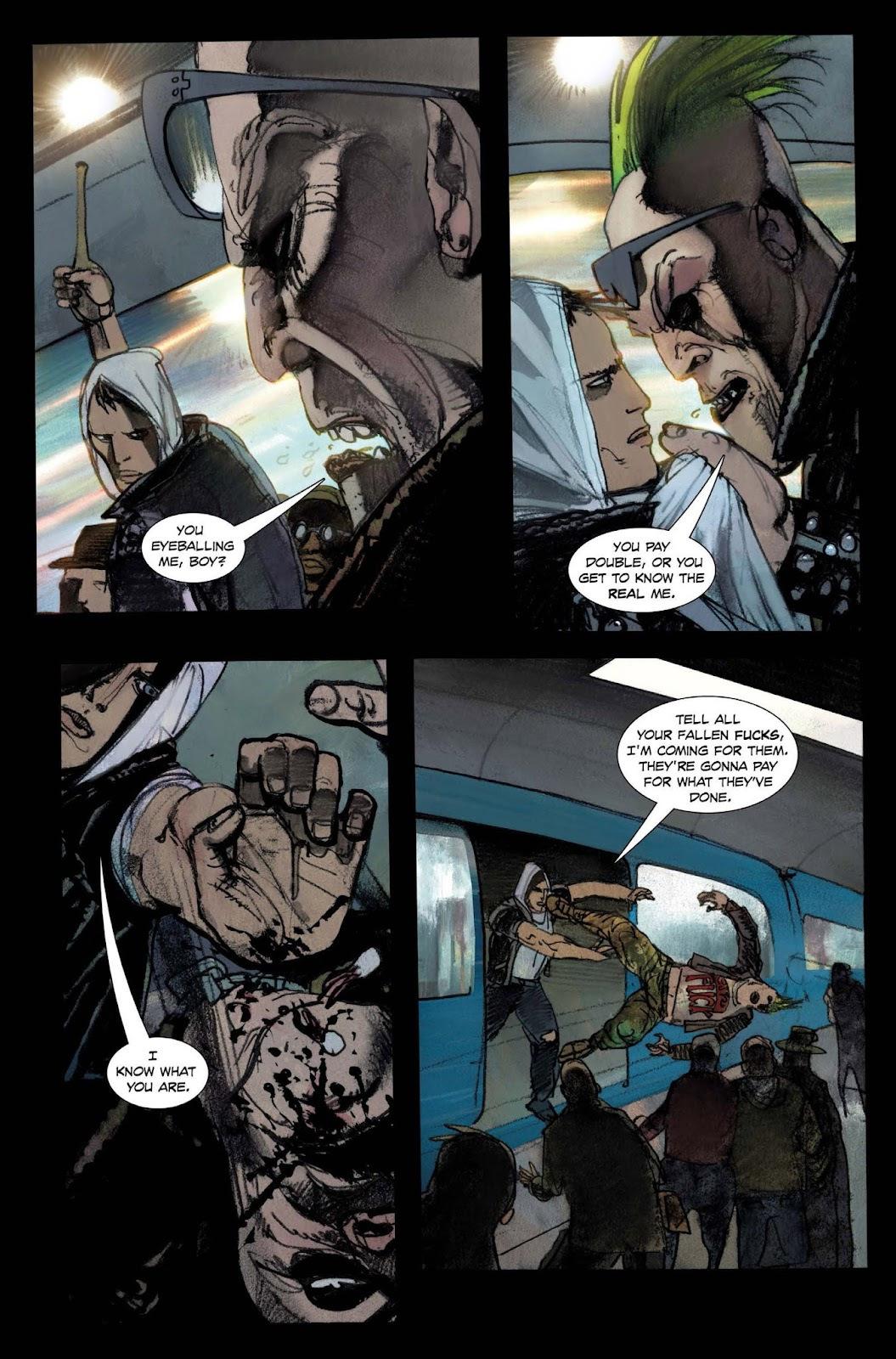 13 Coins issue TPB - Page 86