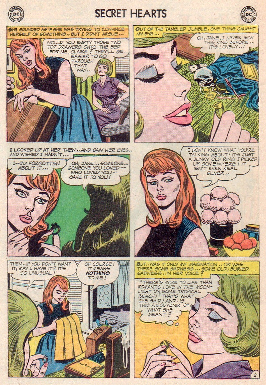 Read online Secret Hearts comic -  Issue #102 - 4