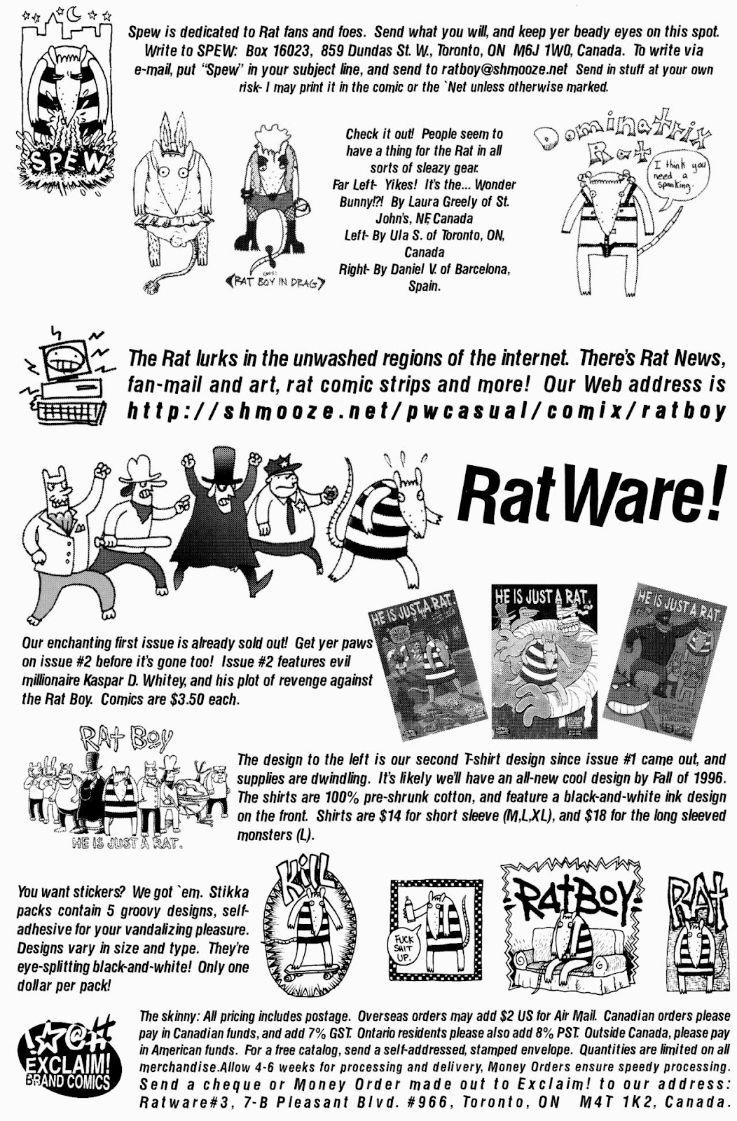 Read online He is Just a Rat comic -  Issue #3 - 2