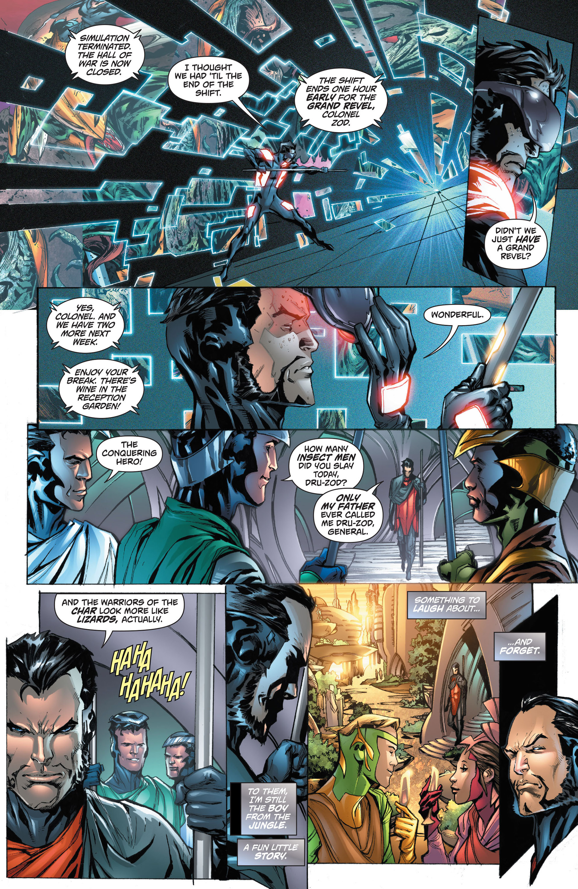Read online Action Comics (2011) comic -  Issue #23.2 - 9