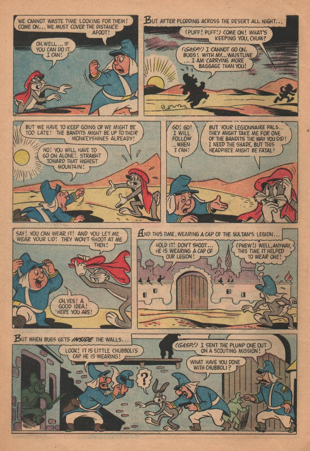Bugs Bunny (1952) issue 62 - Page 8