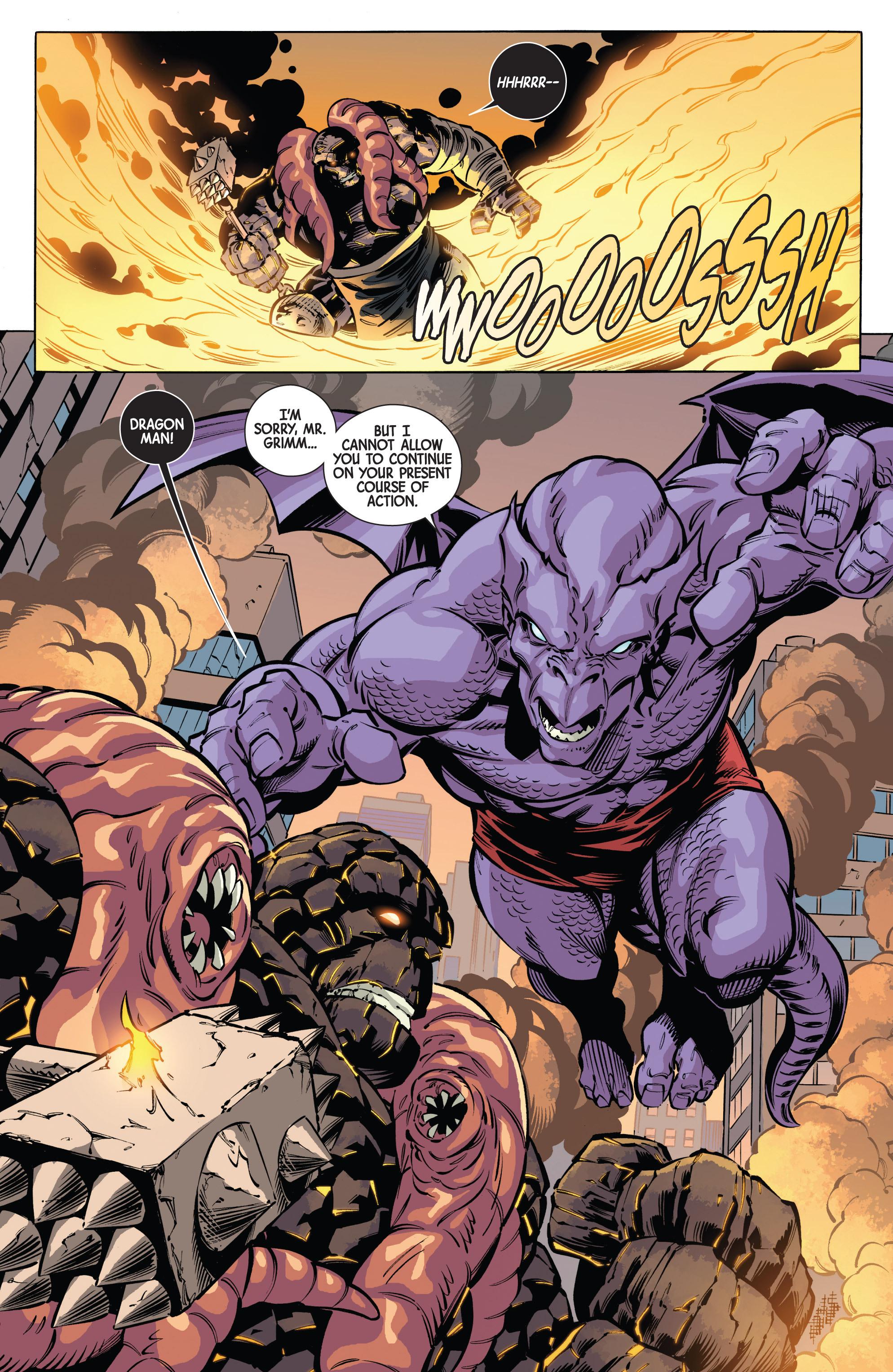 Read online Fear Itself: FF comic -  Issue # Full - 17
