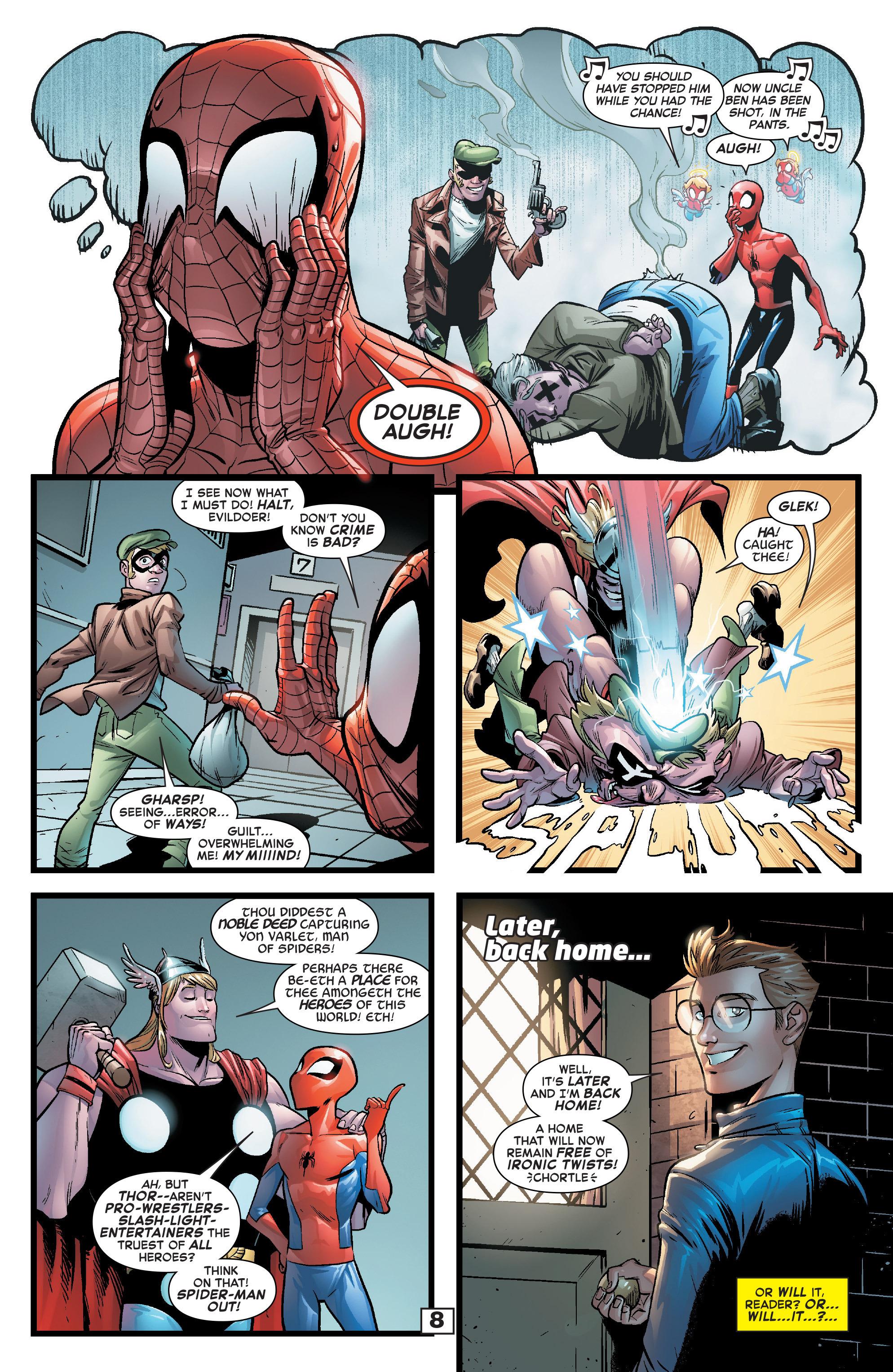 Read online Secret Wars Too comic -  Issue # Full - 10