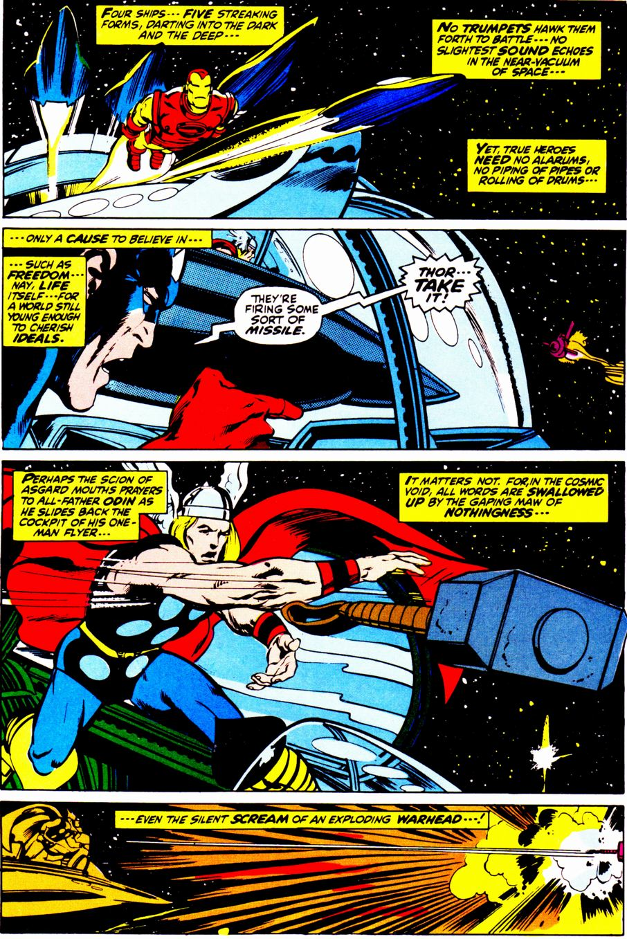The Avengers (1963) 96 Page 6